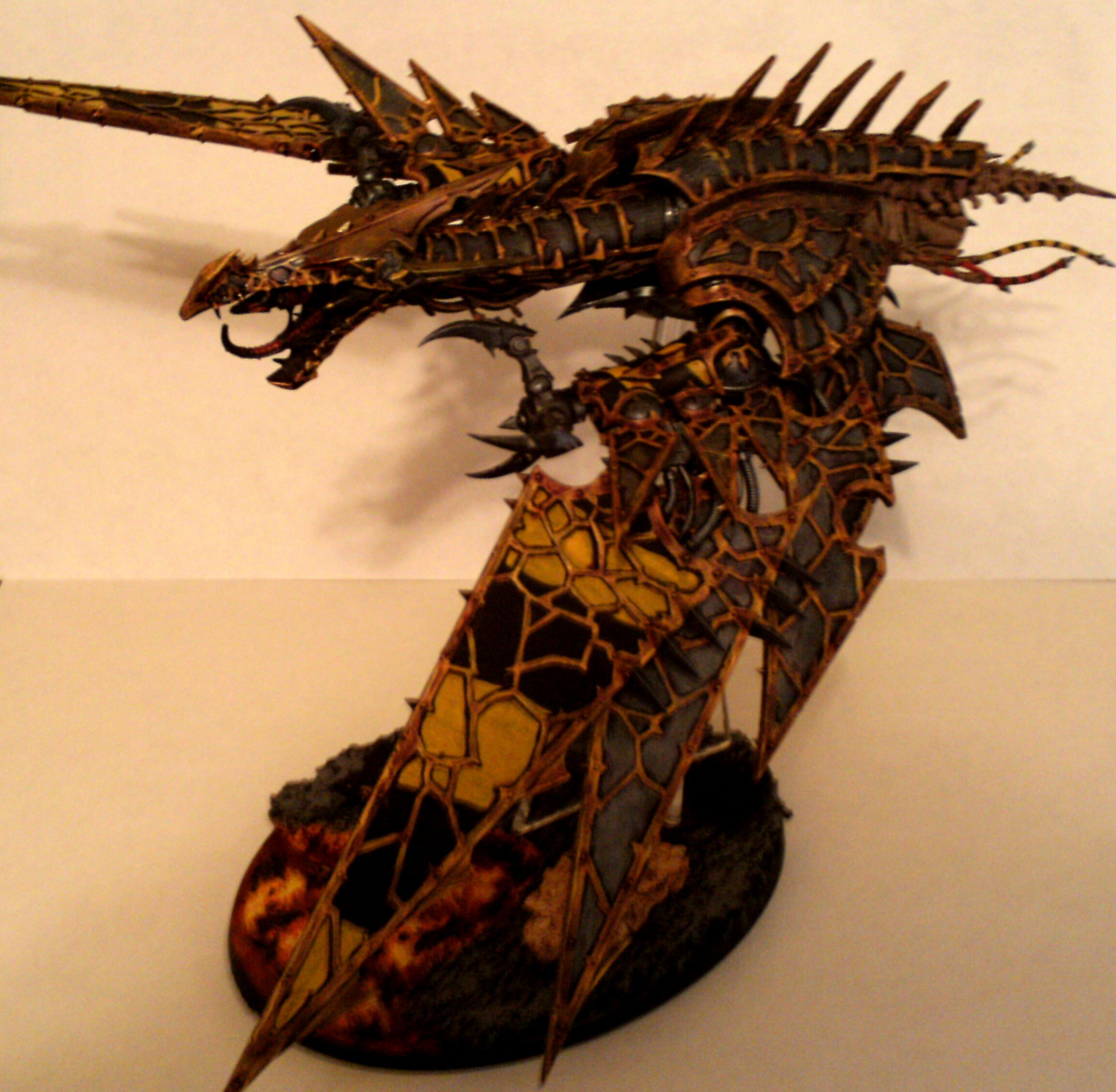 Hell Drake, Iron warriors heldrake