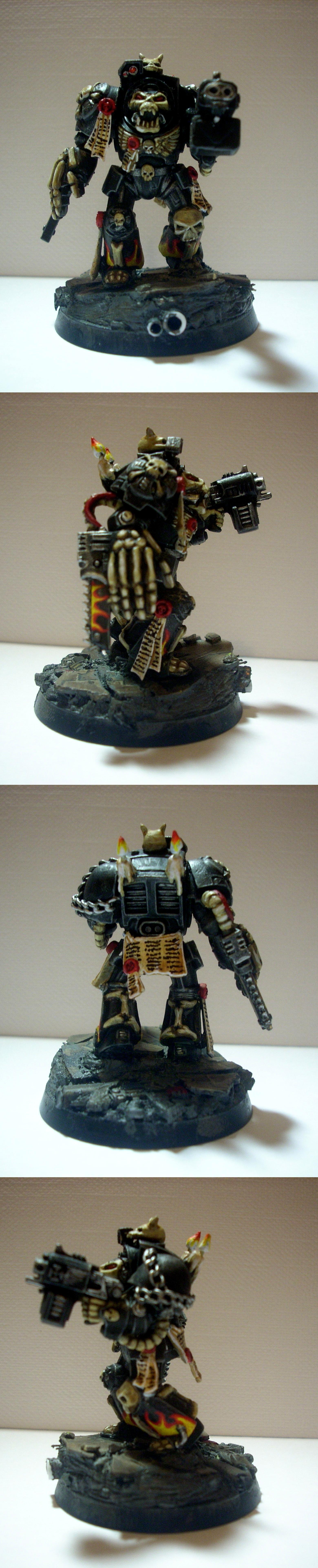 Greenstuff, Legion Of The Damned, Skull