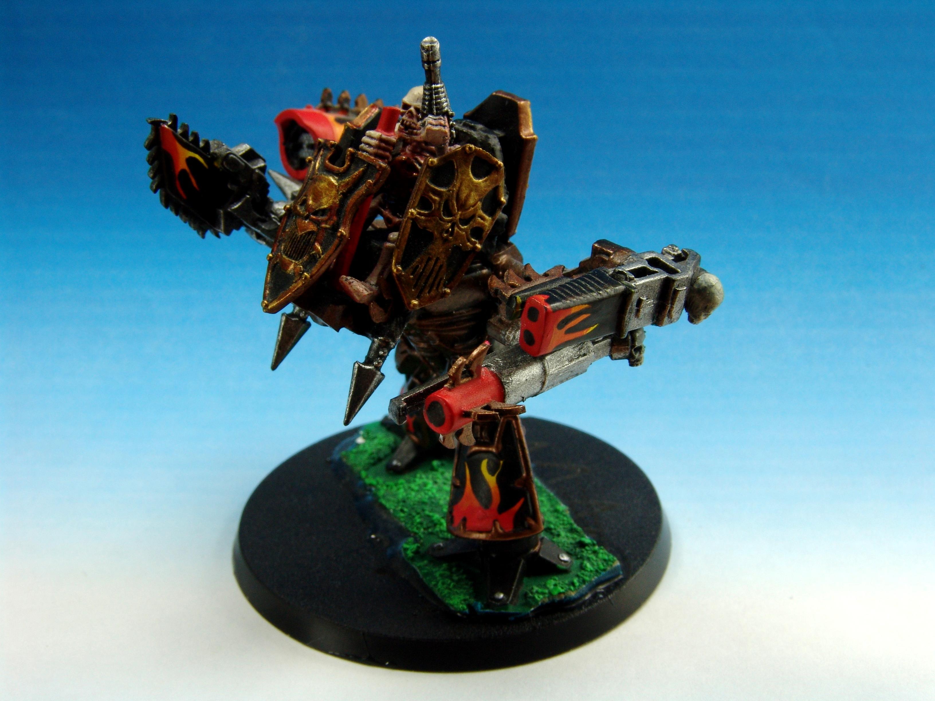 Traitor Guard, Sentinel WIP