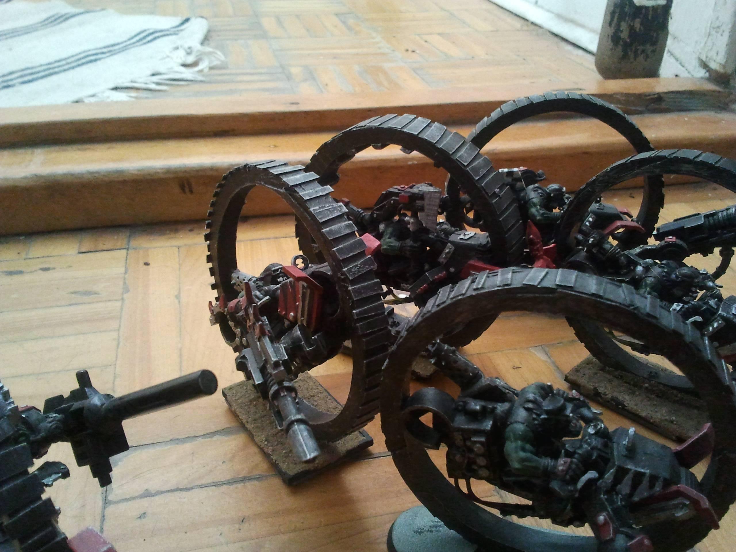 Bike, Conversion, Nob, Orks