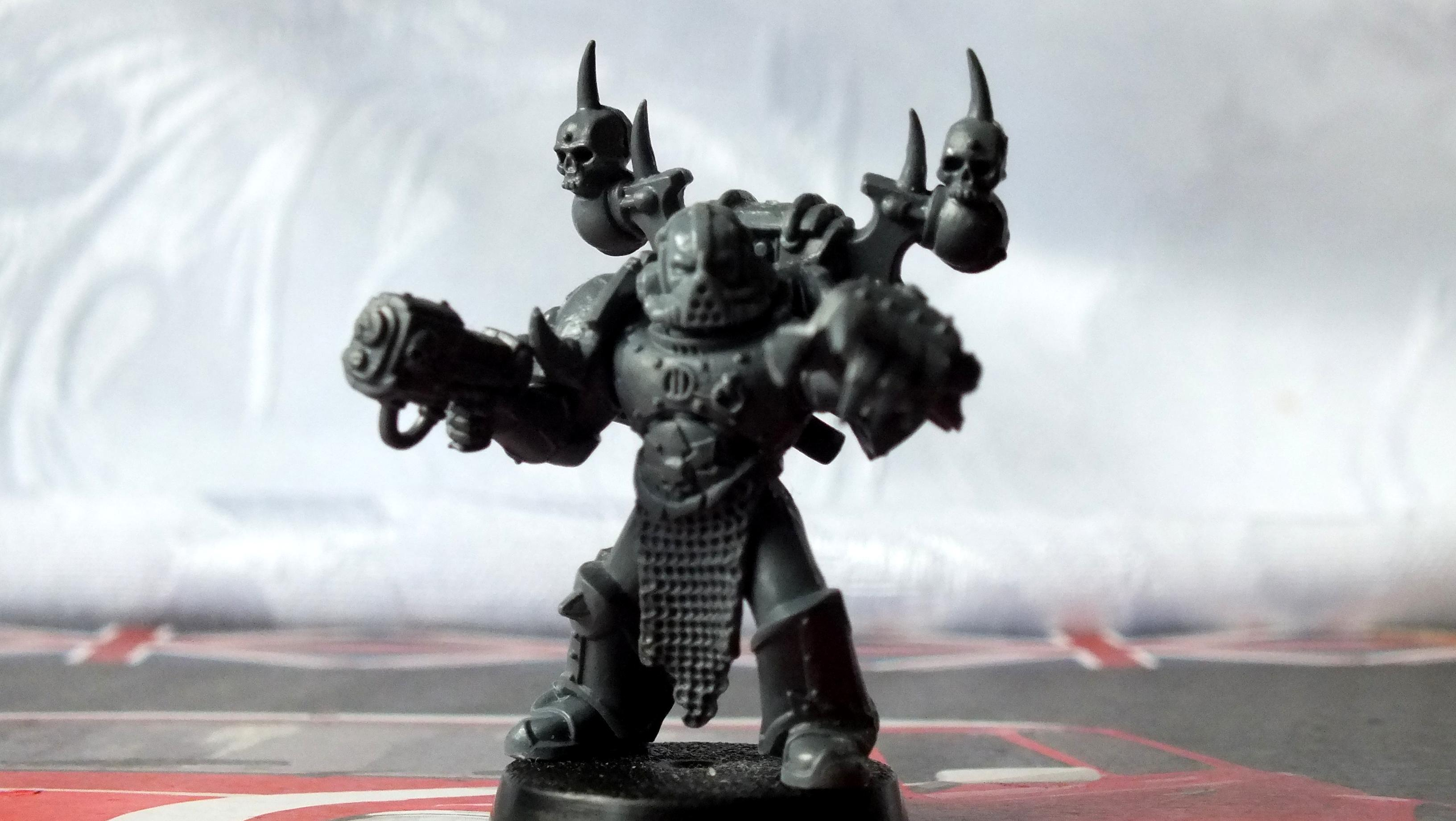 Champion, Chaos Space Marines