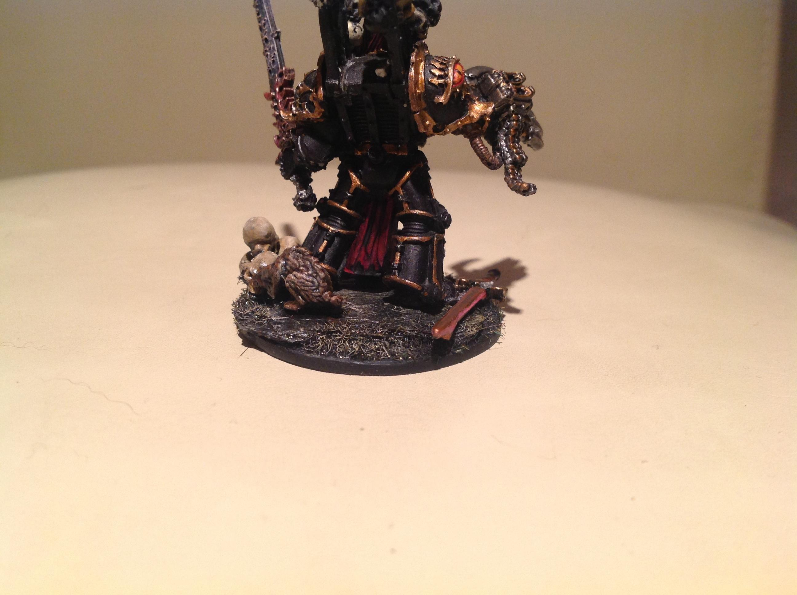 Abaddon, Abaddon The Despoiler, Black Legion, Chaos, Chaos Space Marines