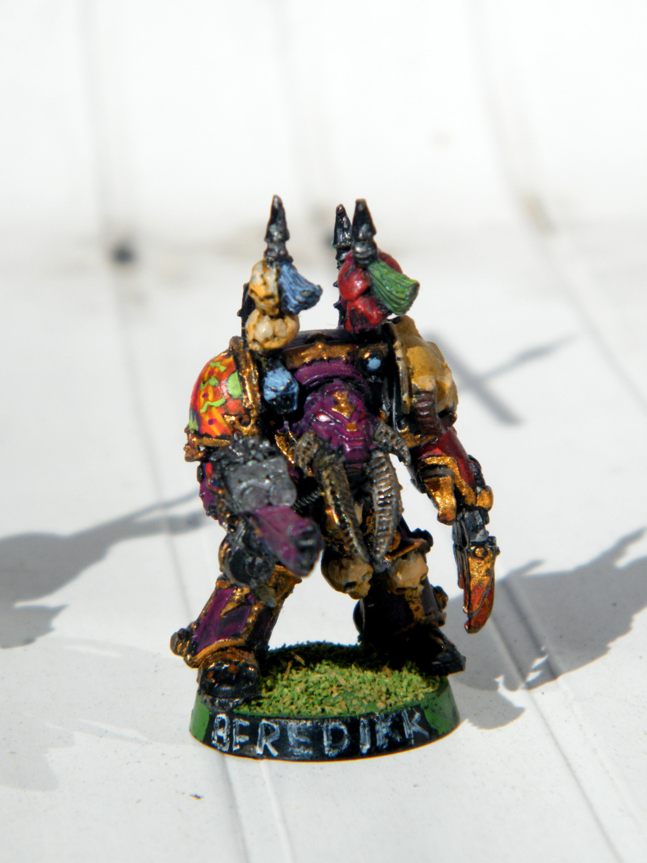Champion, Chaos, Chaos Space Marines, Emperor's Children, Slaanesh, Warhammer 40,000