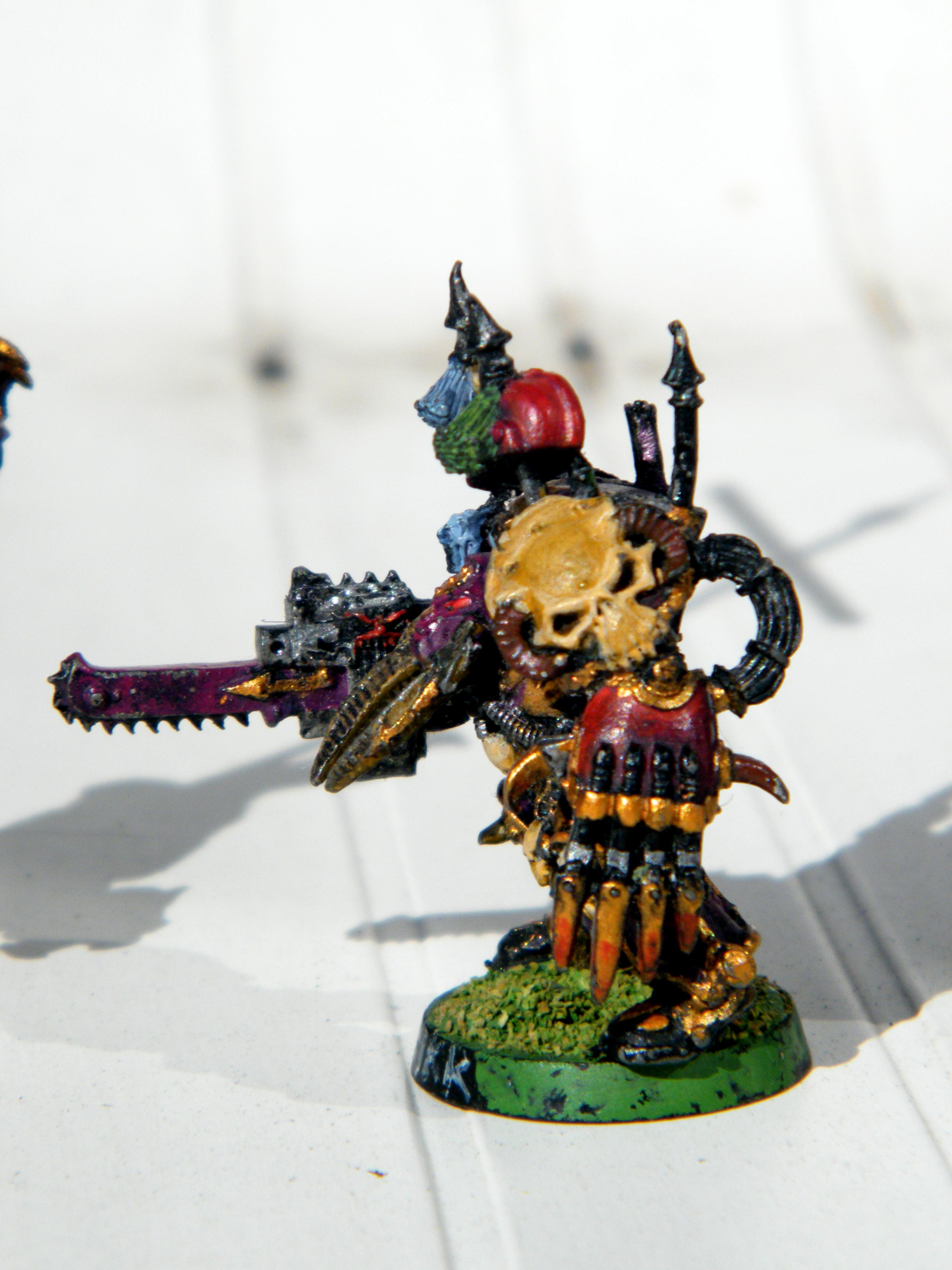 Champion, Chaos, Chaos Space Marines, Emperor's Children, Slaanesh, Warhammer 40,000
