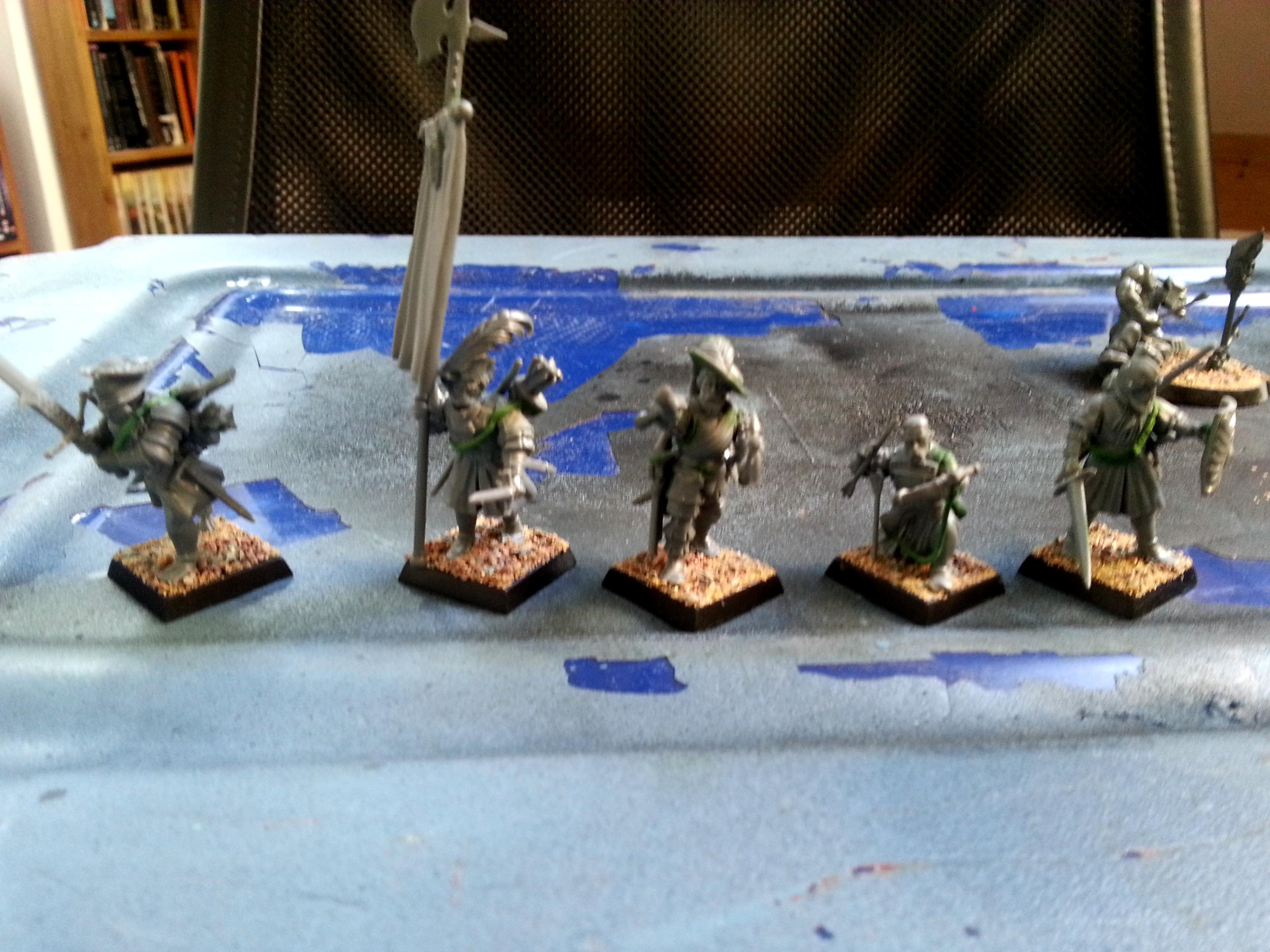 Reikland mercenaries group 1