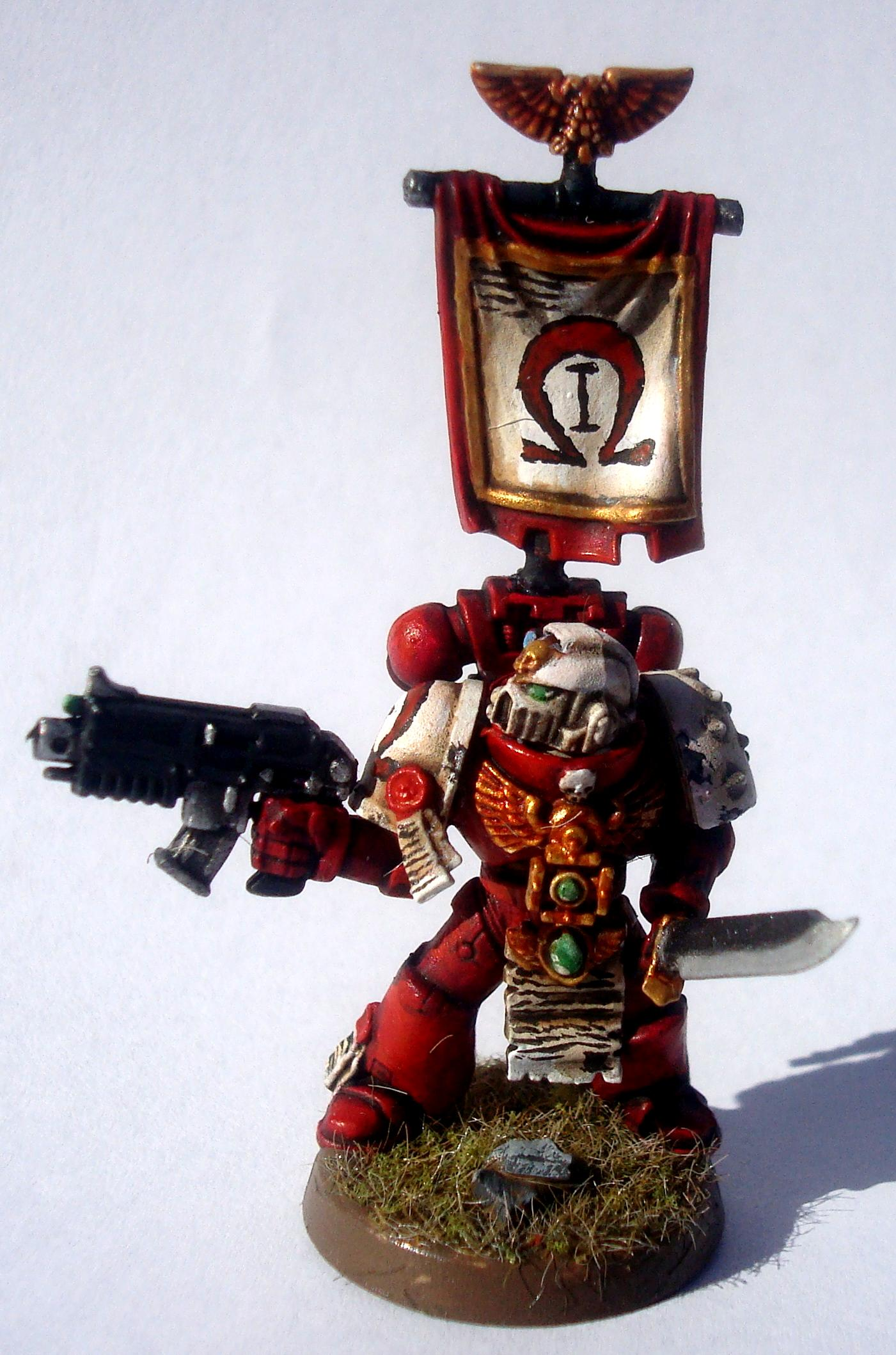 1st Sargeant Sons of Orar
