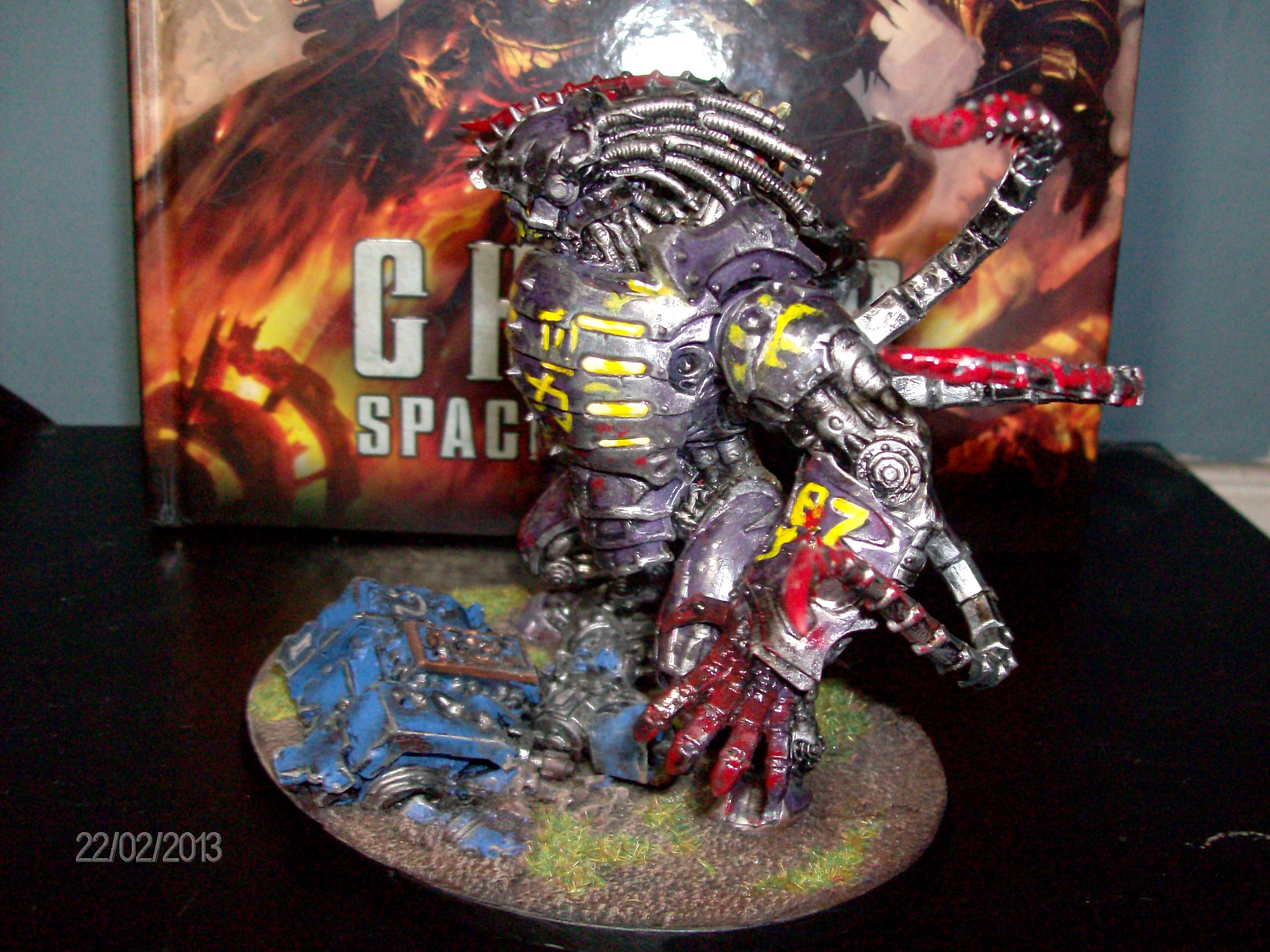 Chaos, Chaos Space Marines, Emperor's Children, Maulerfiend, Slaanesh