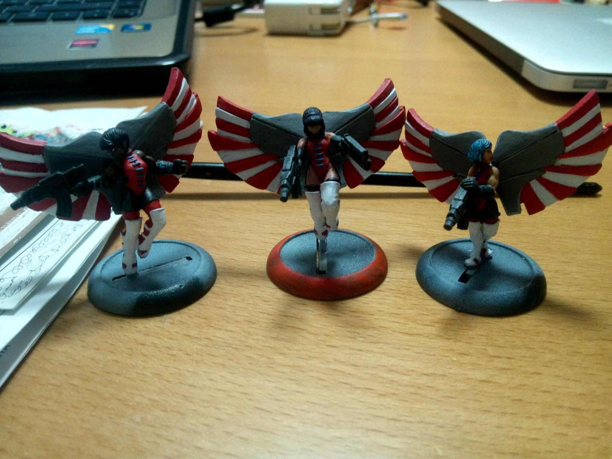 Archangels, Urban War