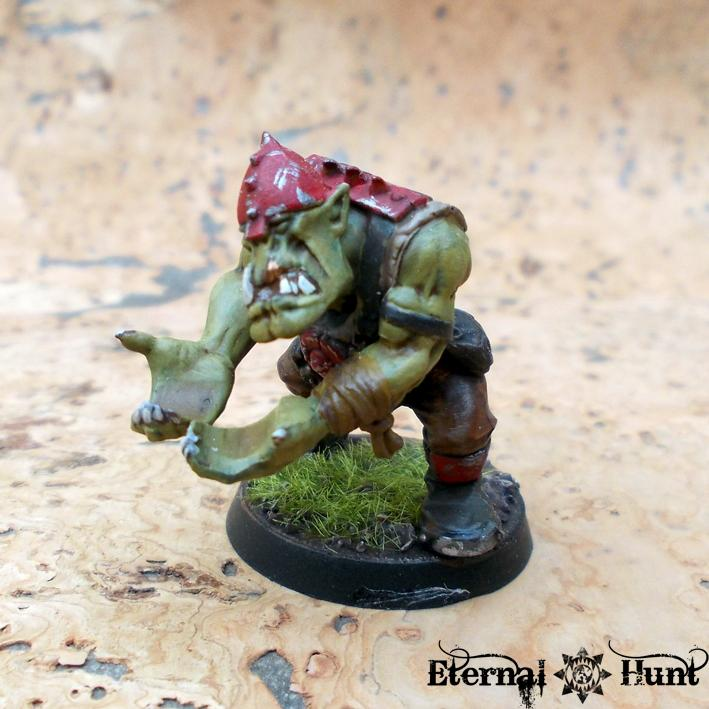 Bb, Black Orc, Blocker, Blood Bowl, Greenskins, Orc Team, Orcs, Orcs & Goblins, Orkheim Ultraz, Team