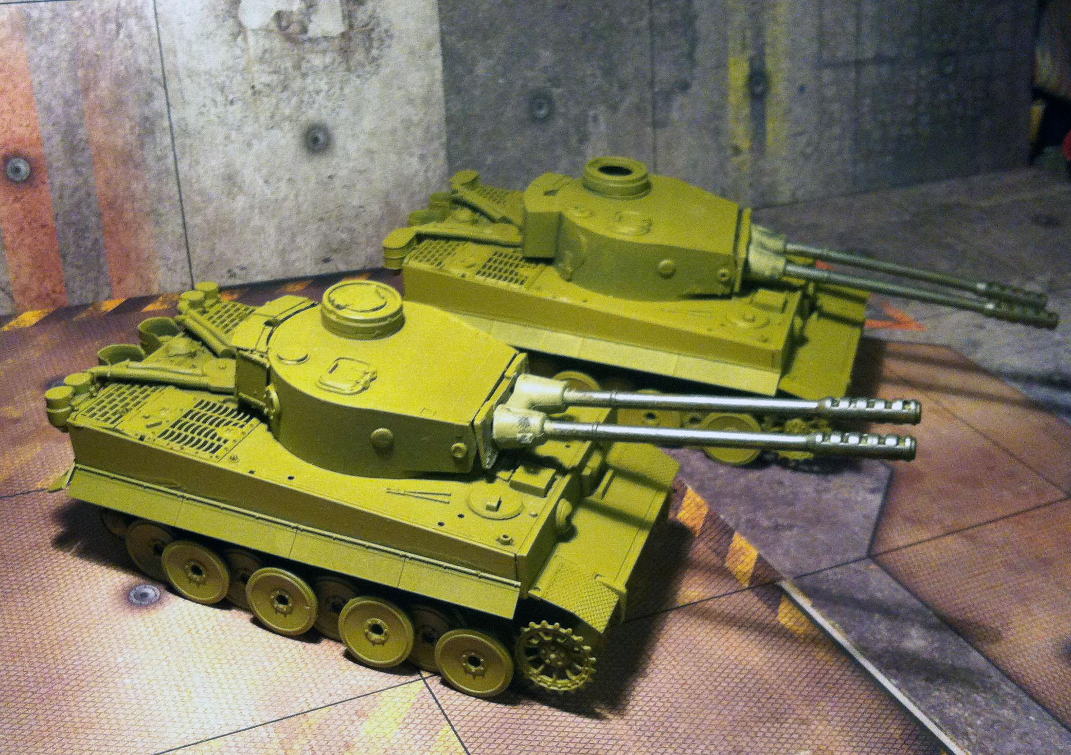 Afrika Korps, Dust, Dust Tactics, Dust Warfare, Ndak, Tamiya, Tiger, Tiger I, Vk, World War 2