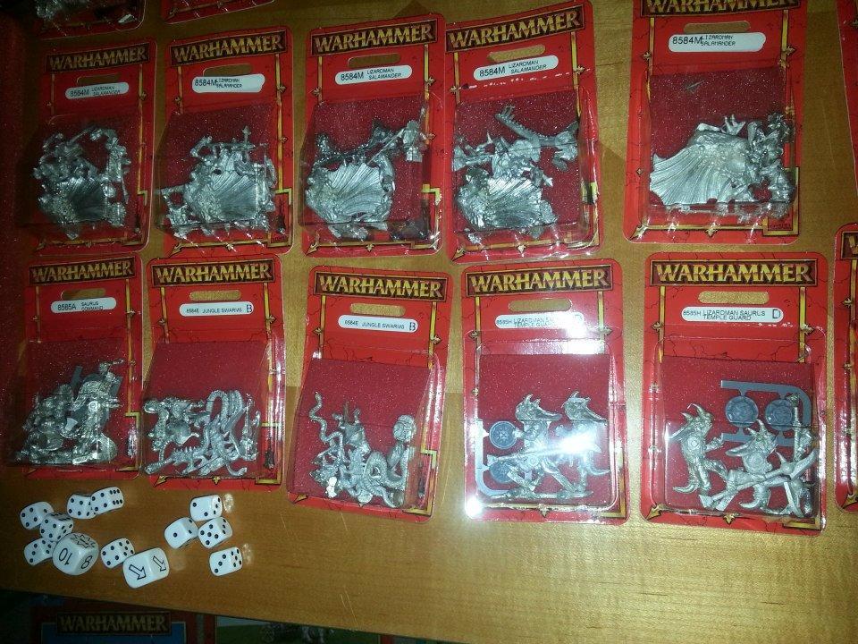 Bretonnians, Chaos, Goblins, High Elves, Lizard, Orcs, Warhammer Fantasy, Wildace