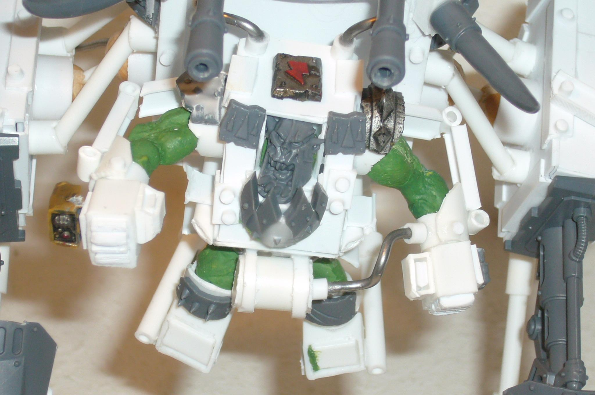 Mega Armored Monstrous Jump Warboss