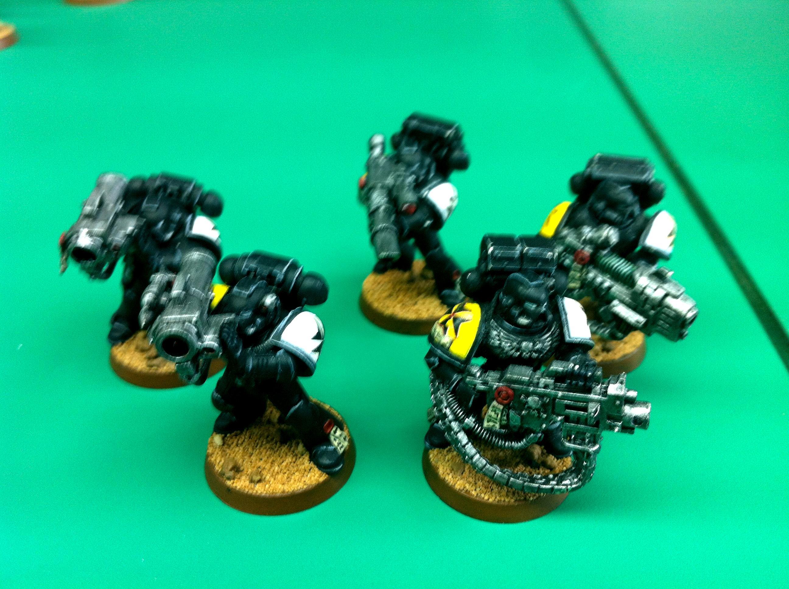 Devastators squad