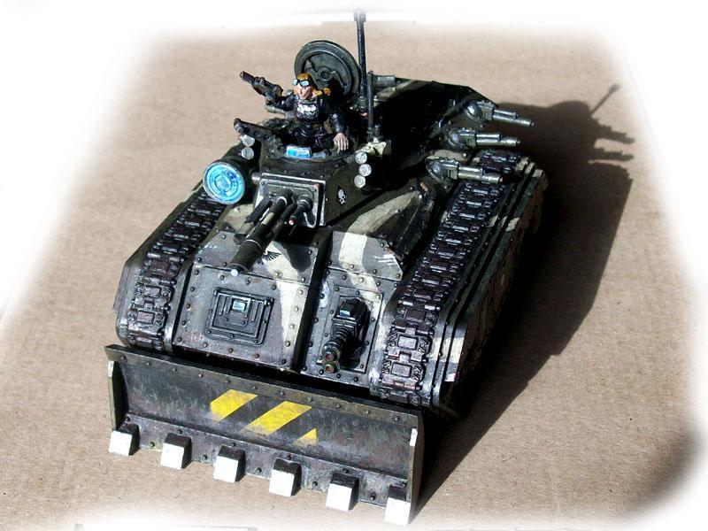 Chimera, Guard, Rats, Tunnel War