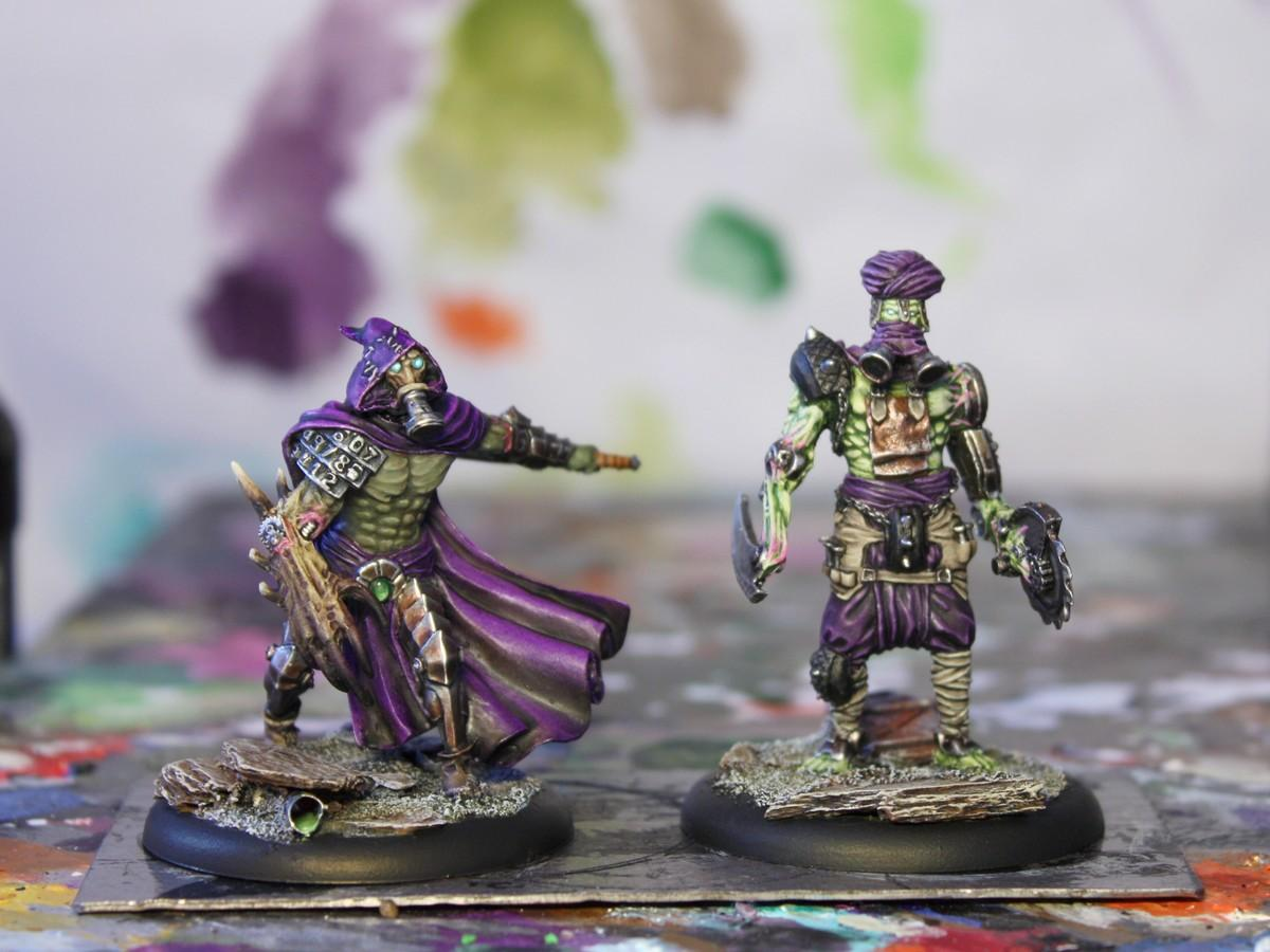 Apocalypse, Askari, Defender, Eden, Green, Purple, Warriors