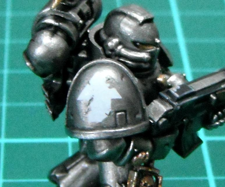 Astartes, Astral Claws, Space Marines, Tactical Squad, Work In Progress