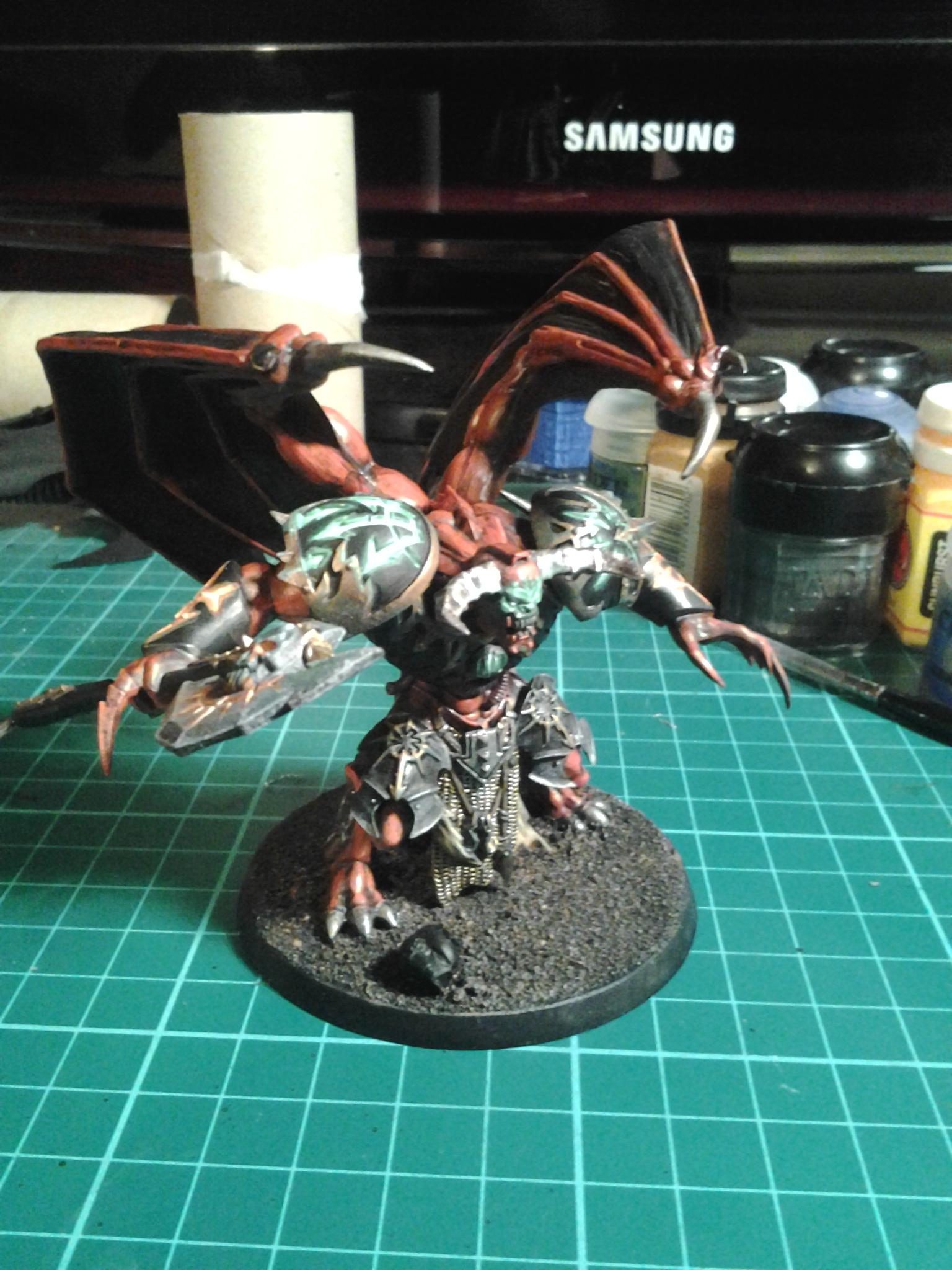 Chaos Demon, Chaos Demon Prince, Daemons