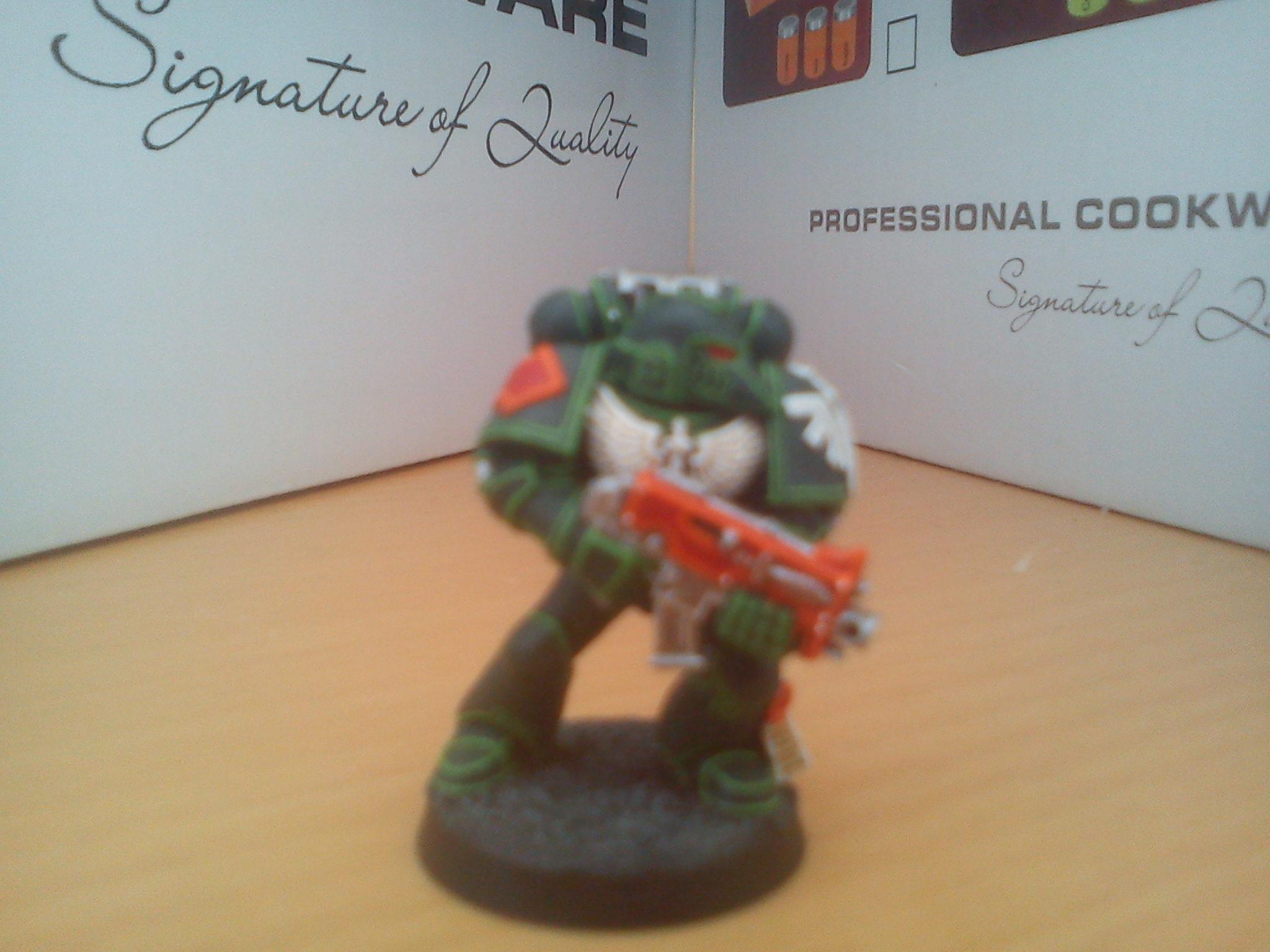 Angel, Dark, Space Marines, Tactical