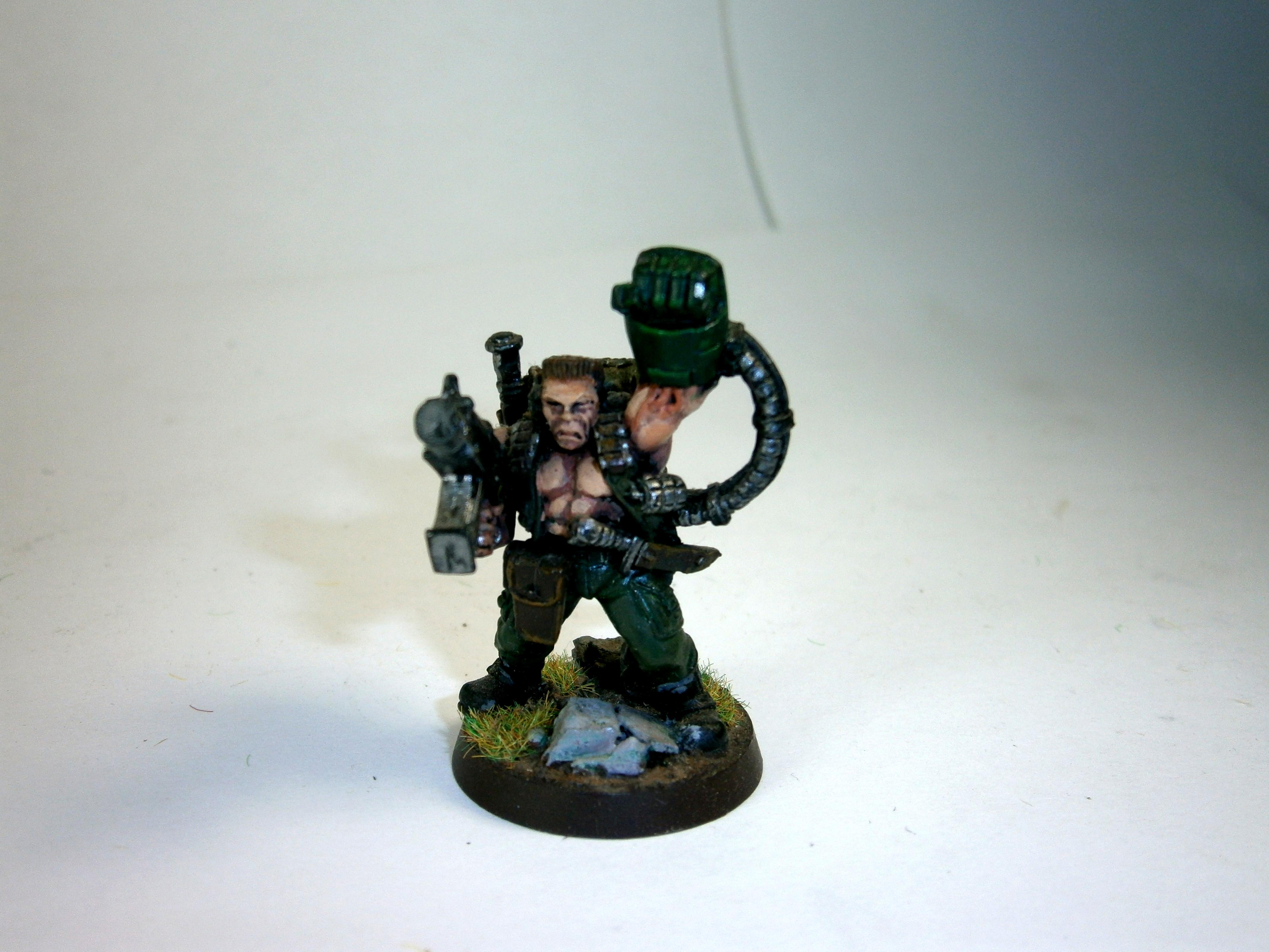 catachan captain