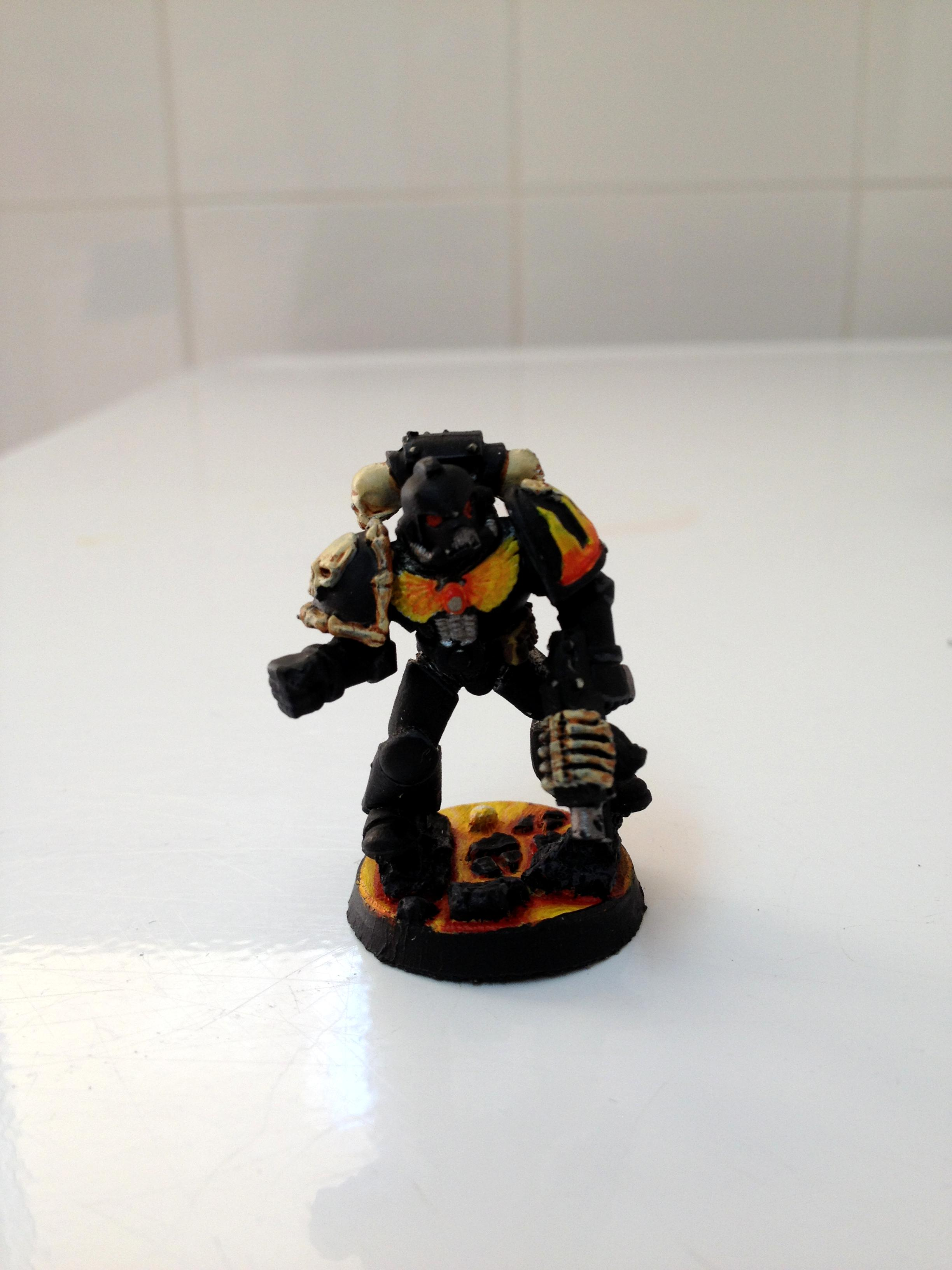 Legion Of The Damned, Lotd, Space Marines