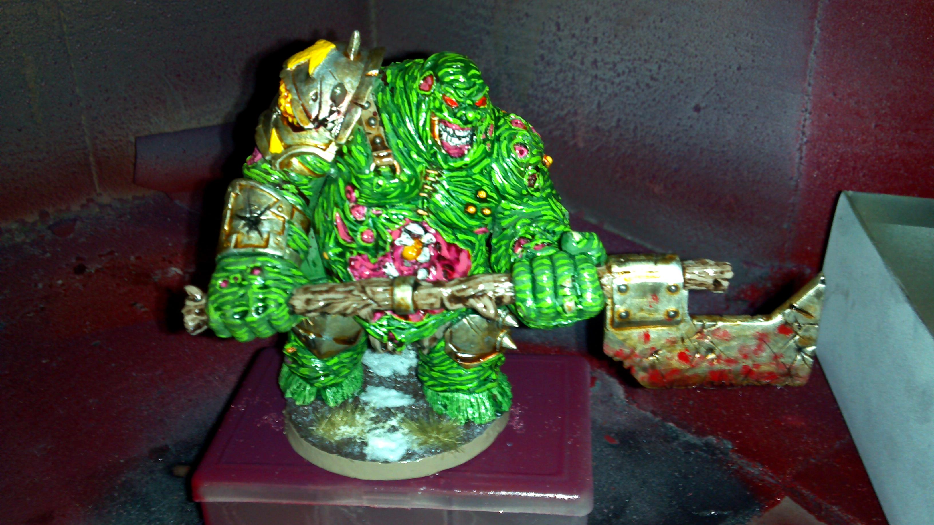 Great Unclean One - The Rotten Butcher
