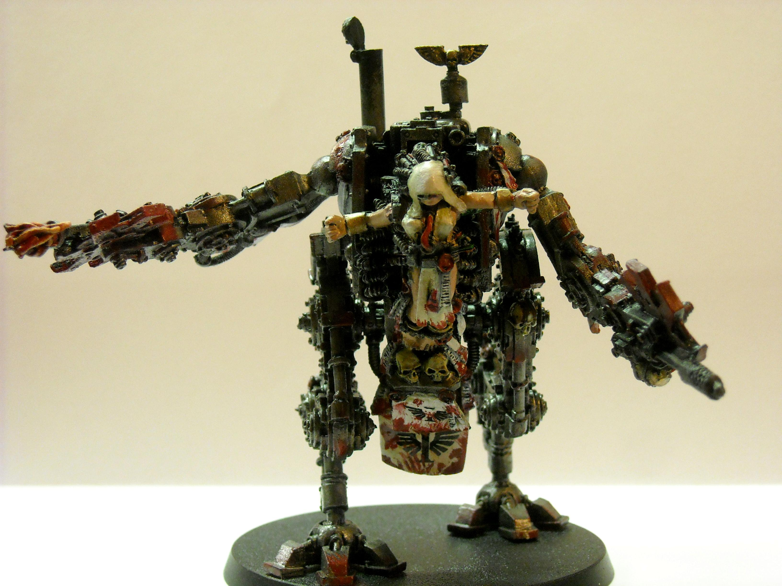 Sisters of Battle Penitent Engine