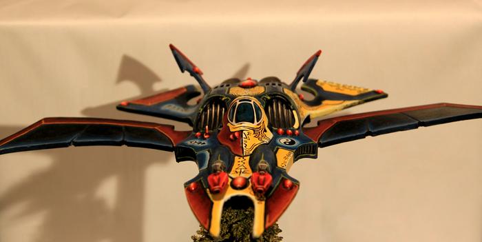 Dark, Eldar, Flyer, Nightwing, Razorwing, Vehicle
