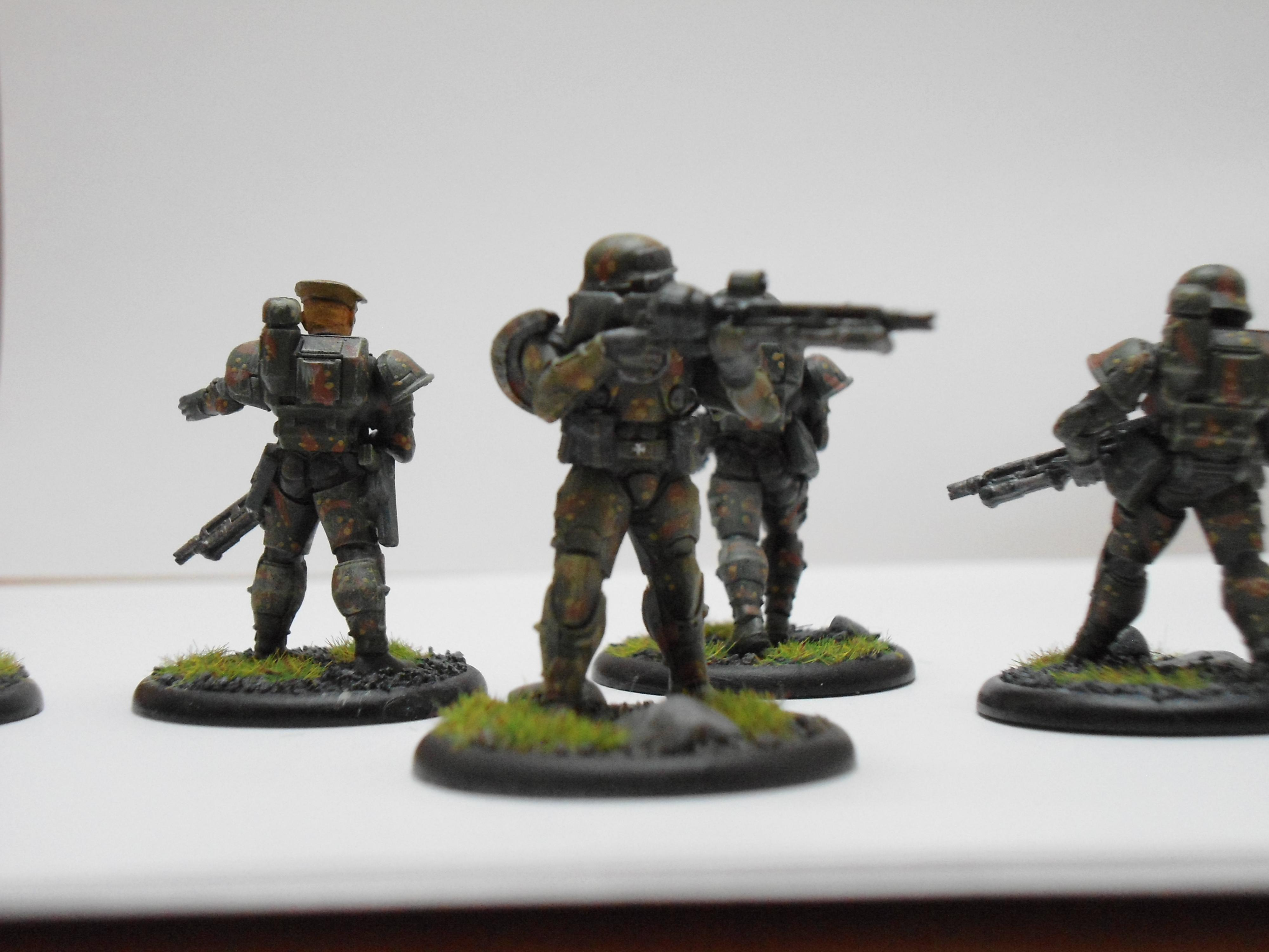 Dreamforge Stormtroopers