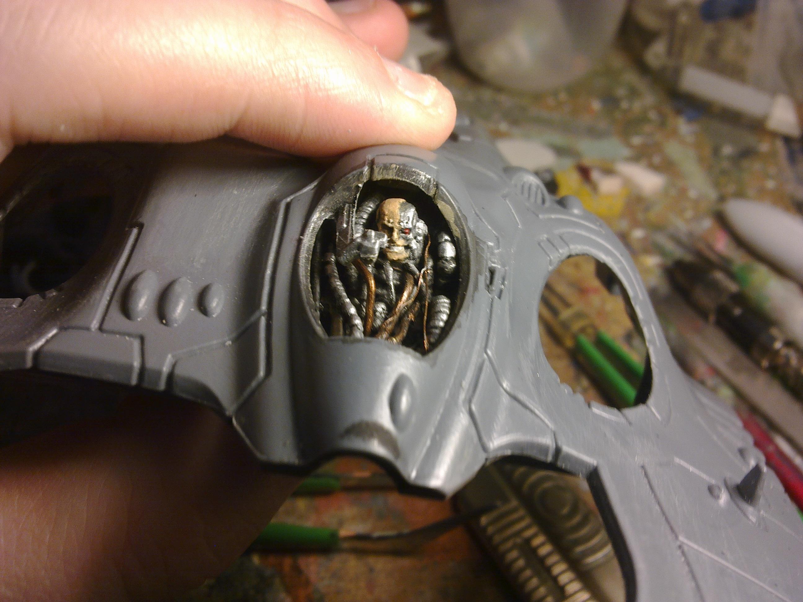 Pilot, Warhammer 40,000, Waveserpent