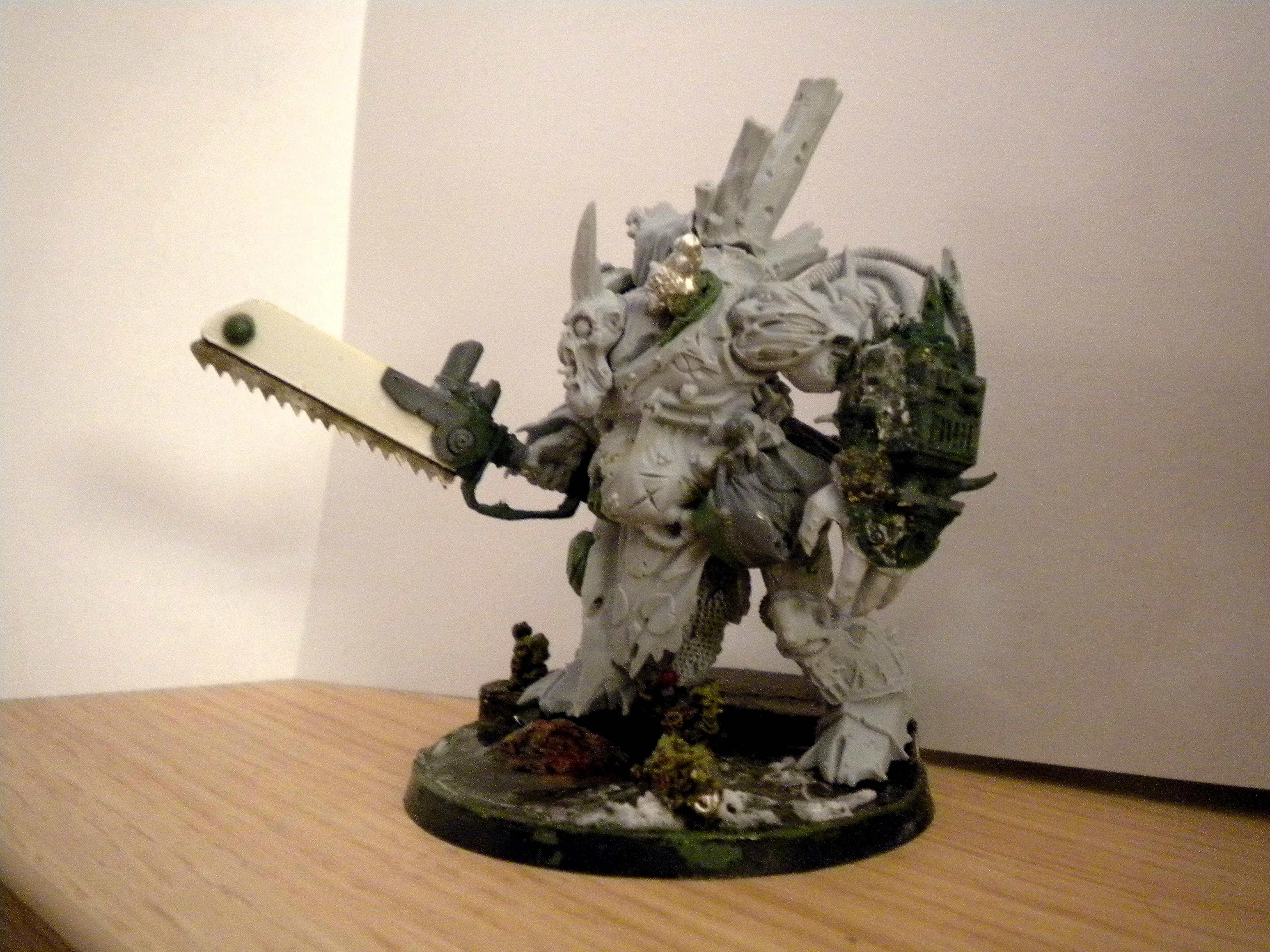 Chaos, Conversion, Cool, Daemons, Nurgle, Warhammer 40,000
