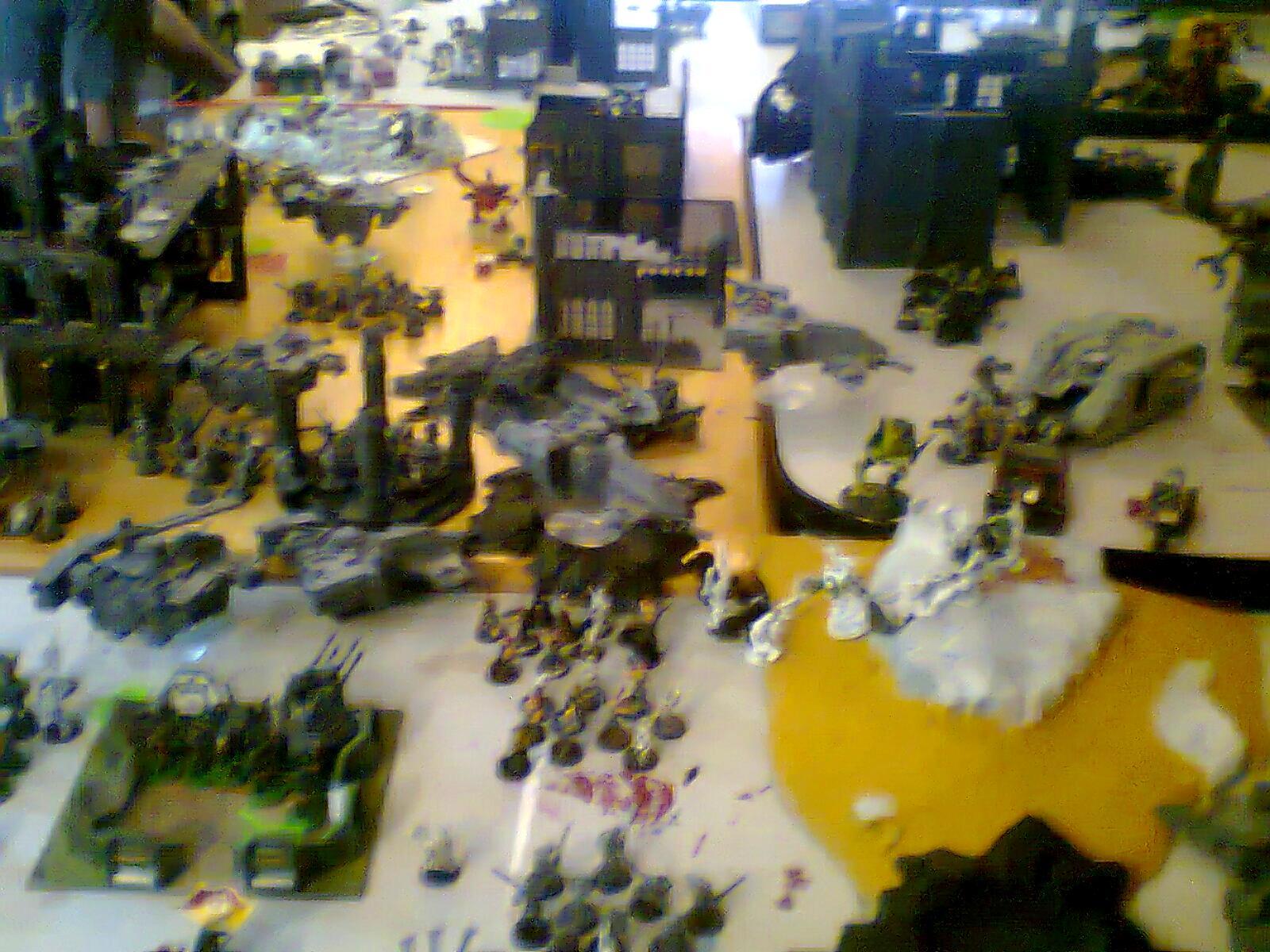 Apocalypse, Imperial Guard, Necrons, Orcs, Orks, Tau