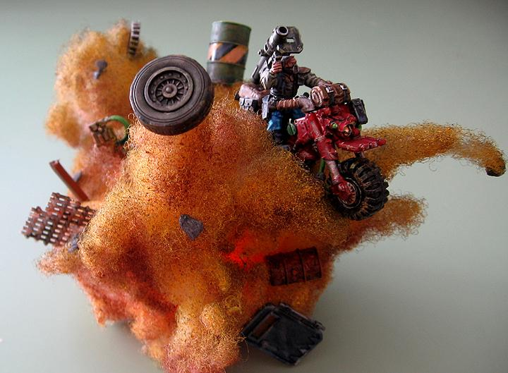 Awesome, Awesome 40k, Motorcycle, Warhammer 40,000