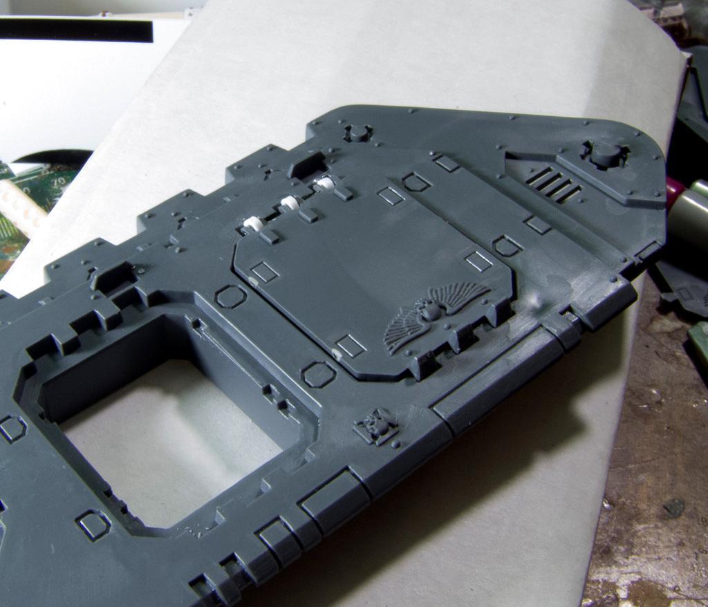 Conversion, Land Raider, Ouze, Space Marines, Warhammer 40,000