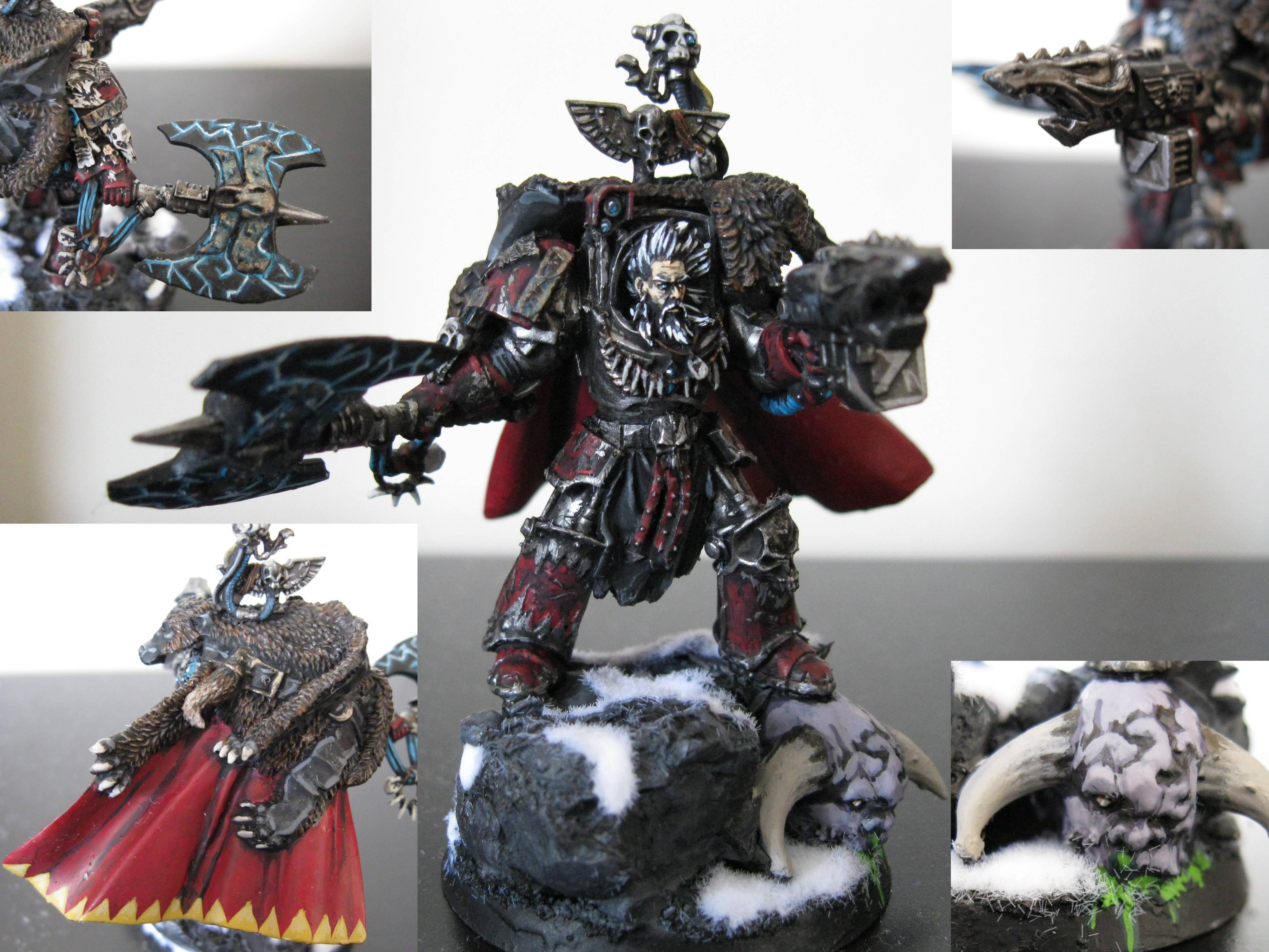 Space Wolves, Iron Wolf Lord Ránnulfr Tribebreaker