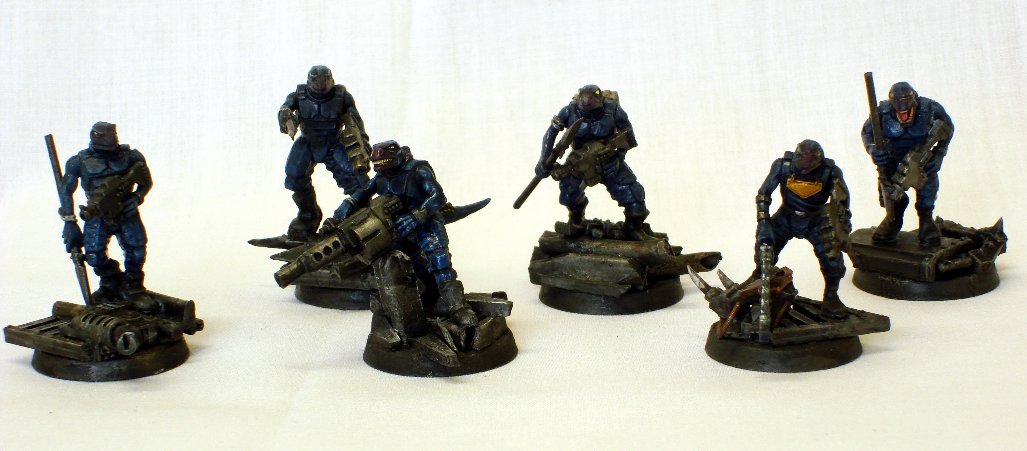 Mercenary, Tarellian Dog Soldier, Xenos