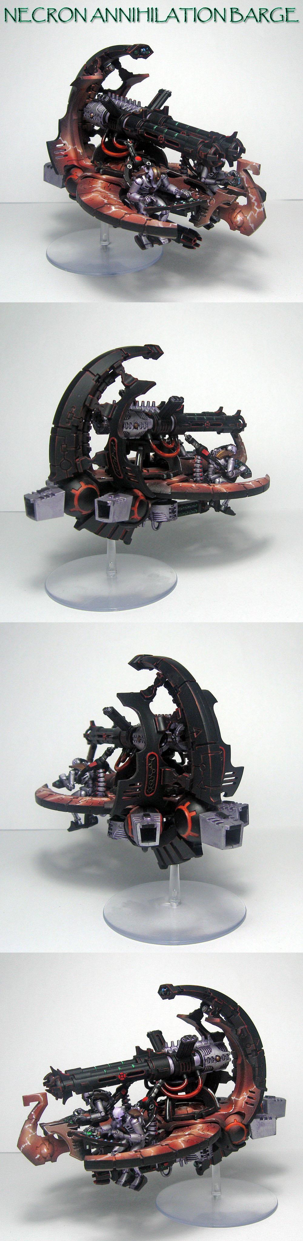 Necrons, Necron Annihilation Barge