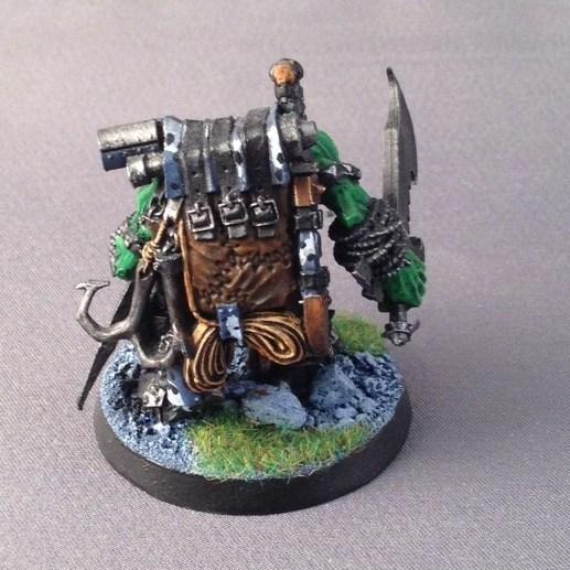 Kommando, Orks, Snikrot, Warhammer 40,000