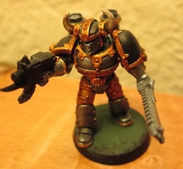CC Iron Warrior