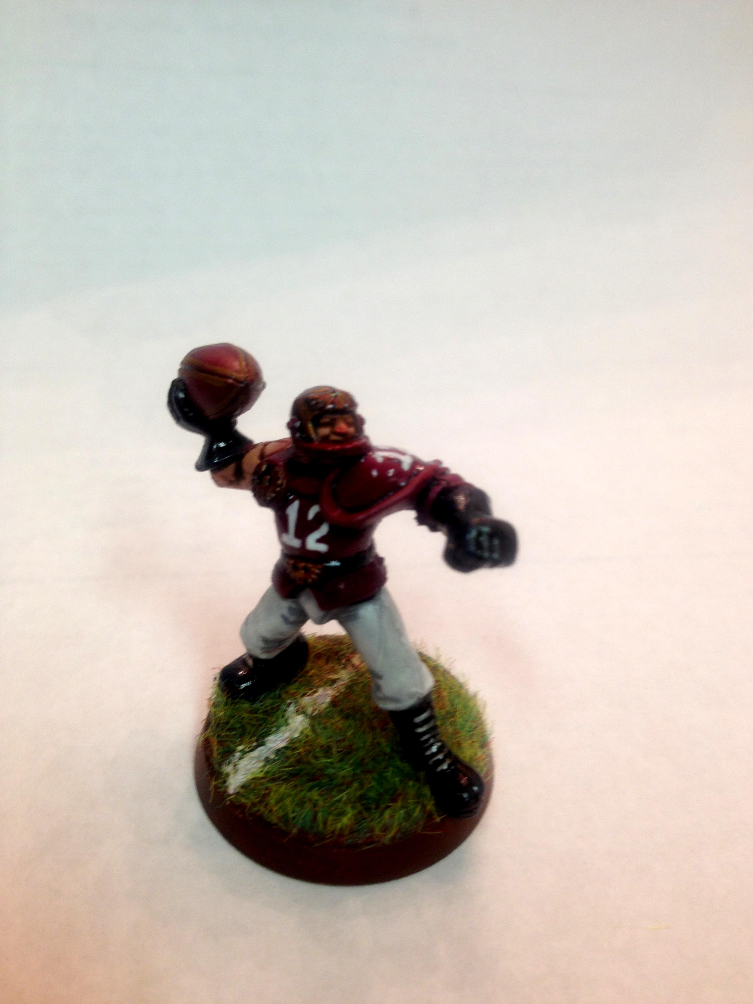 Austin College, Blood Bowl, Human, Roos, Team