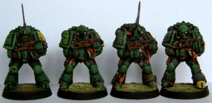 Chaos Space Marines, Conversion, Crazy, Dreadnought, Hands, Ih, Iron, Mad, Nurgle, Parts, Sarkophagus, Scratch, Seuchis, Space, Space Marines