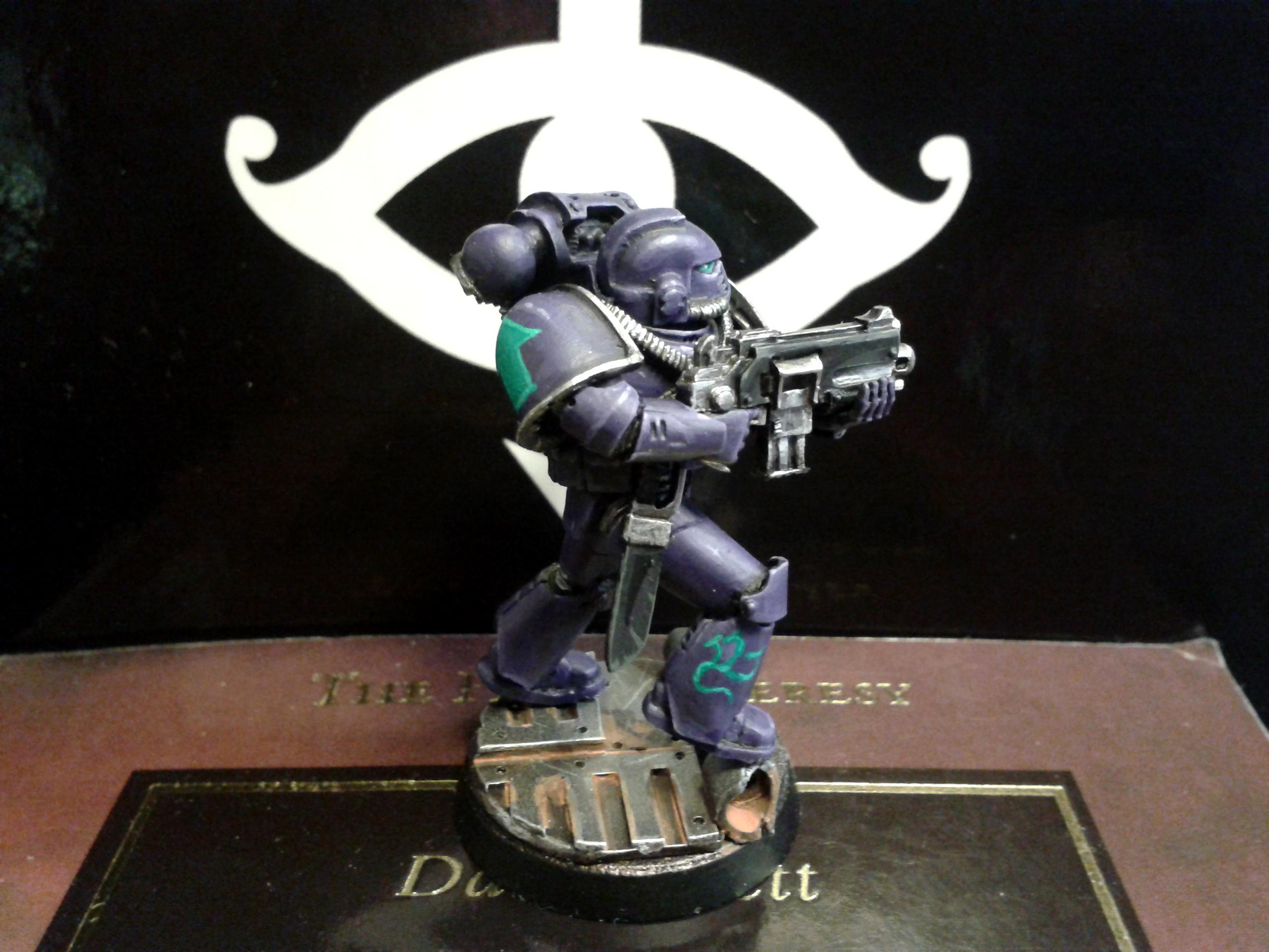 Alpha Legion, Legion, Pre-heresy, The Horus Heresy