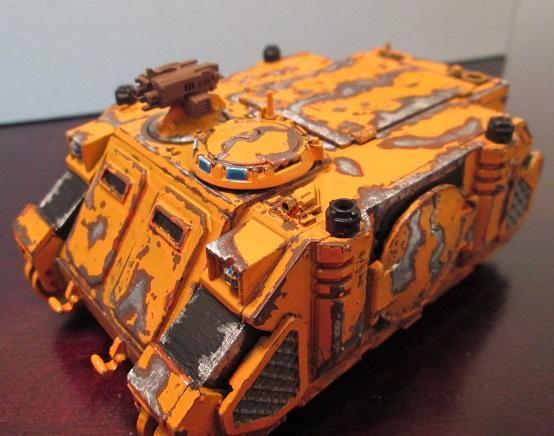 my first tank