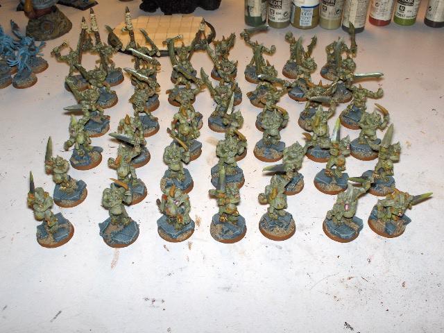 Chaos, Nurgle, Warhammer 40,000