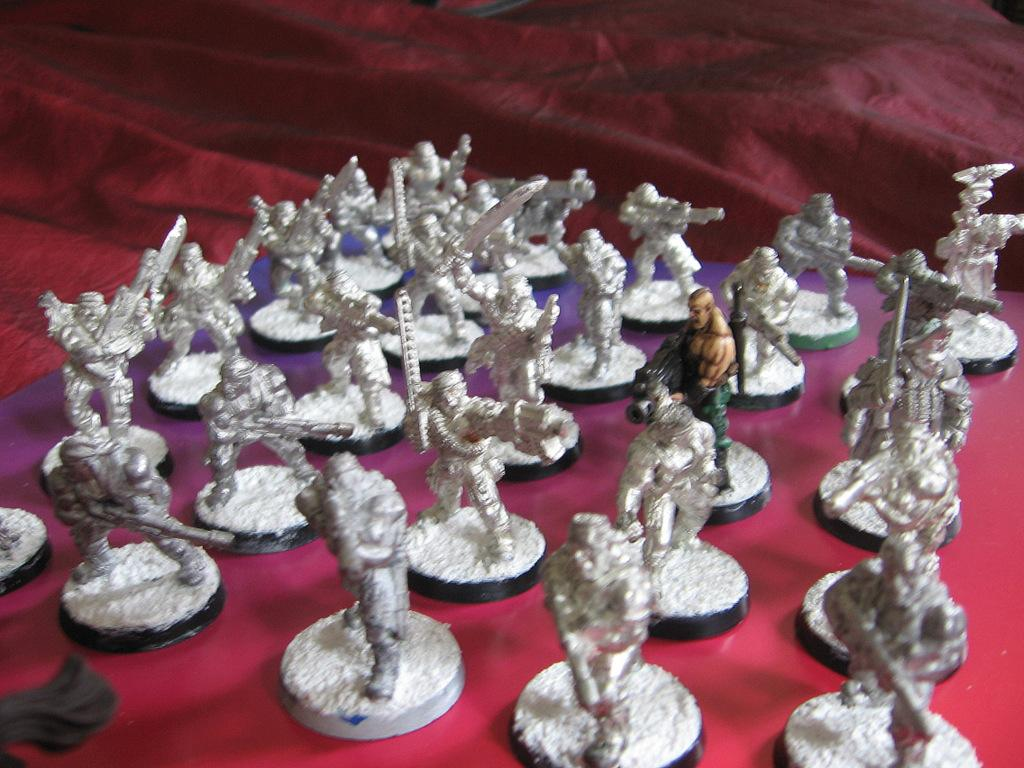 2nd Ed, Catachan, Imperial Guard