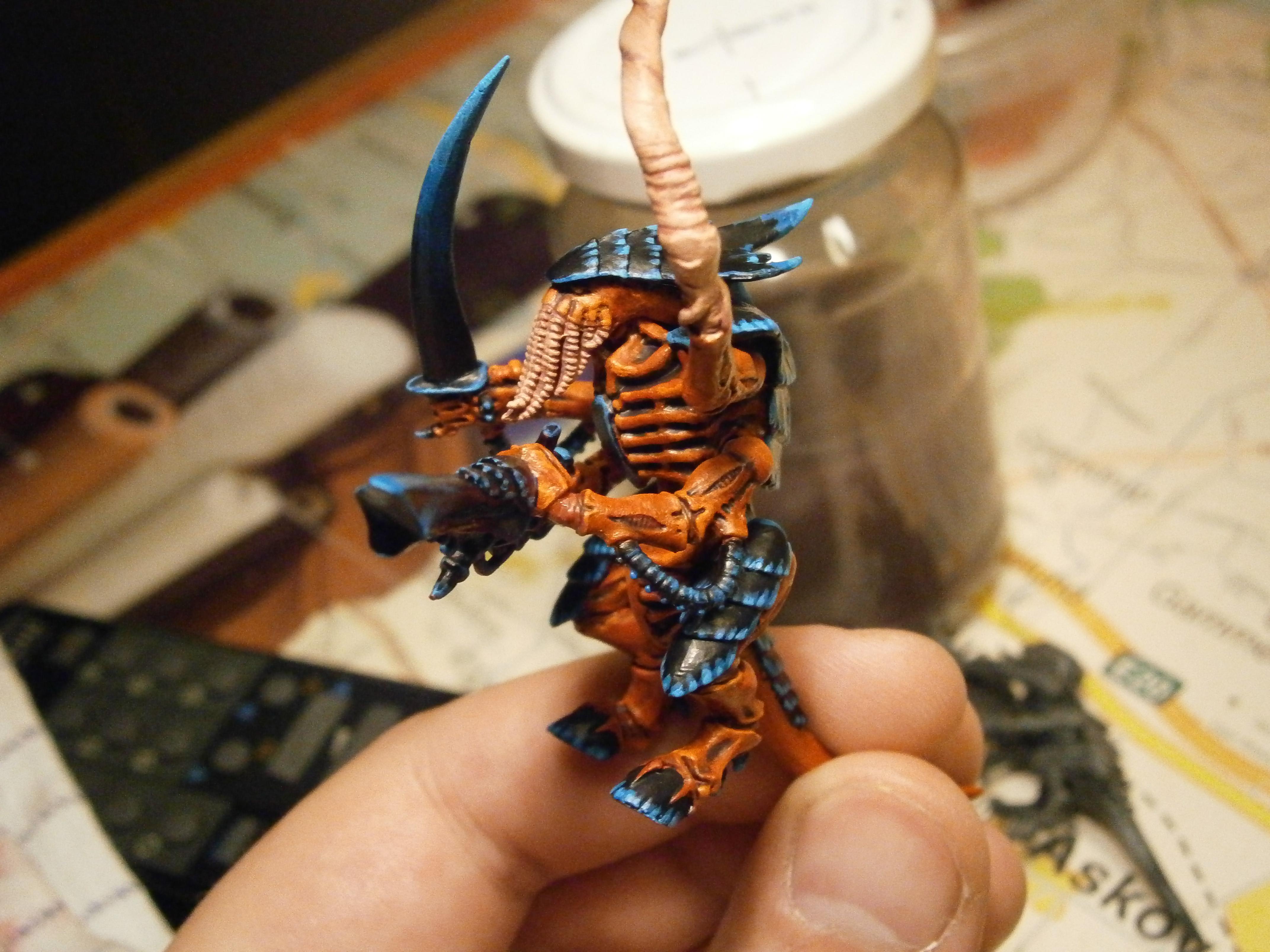 Behemoth, Tyranids, Warrior Prime
