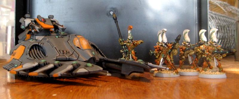 Eldar Squad, Fire Dragon