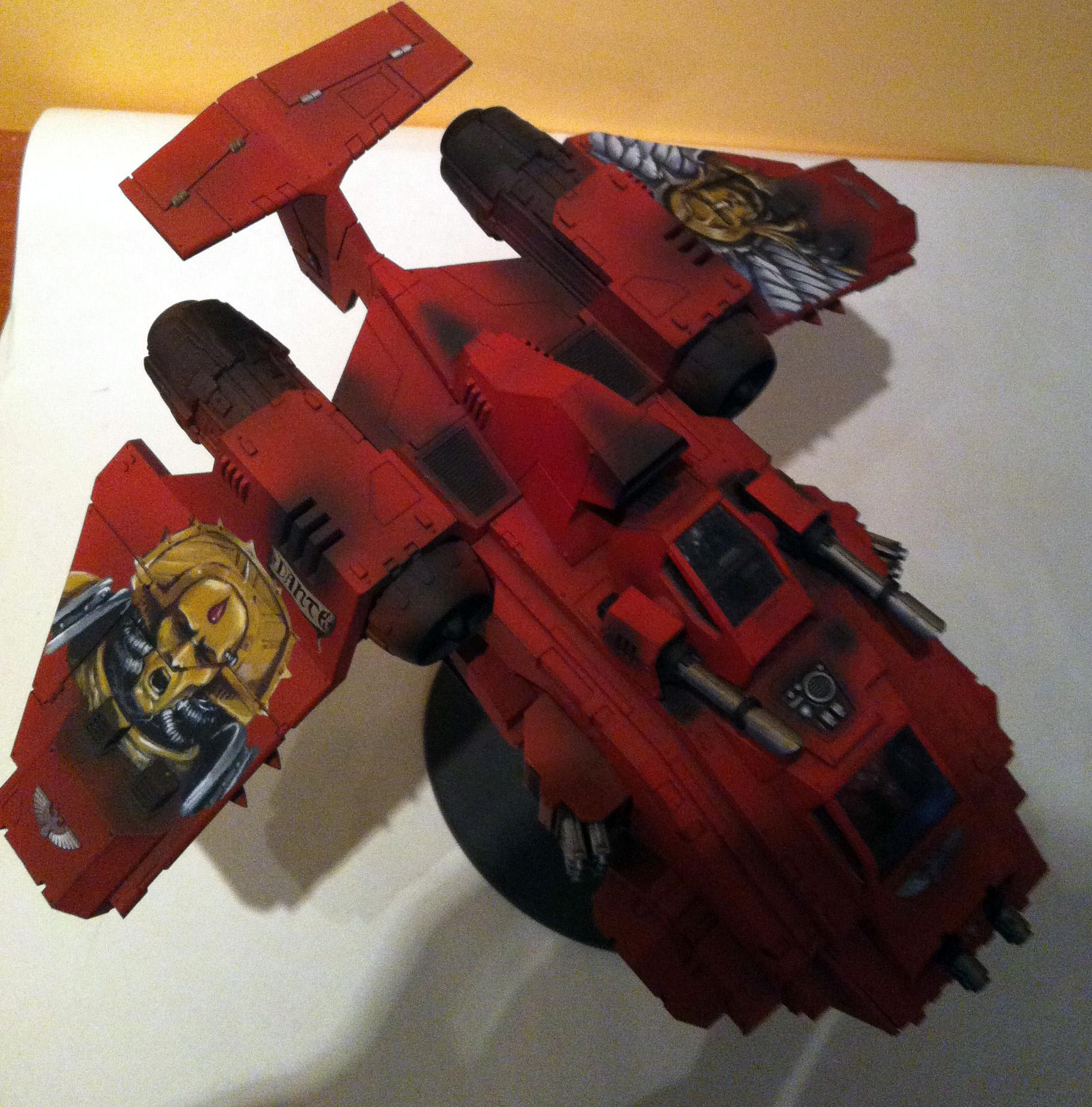 Blood Angels, Space Marines, Warhammer 40 K