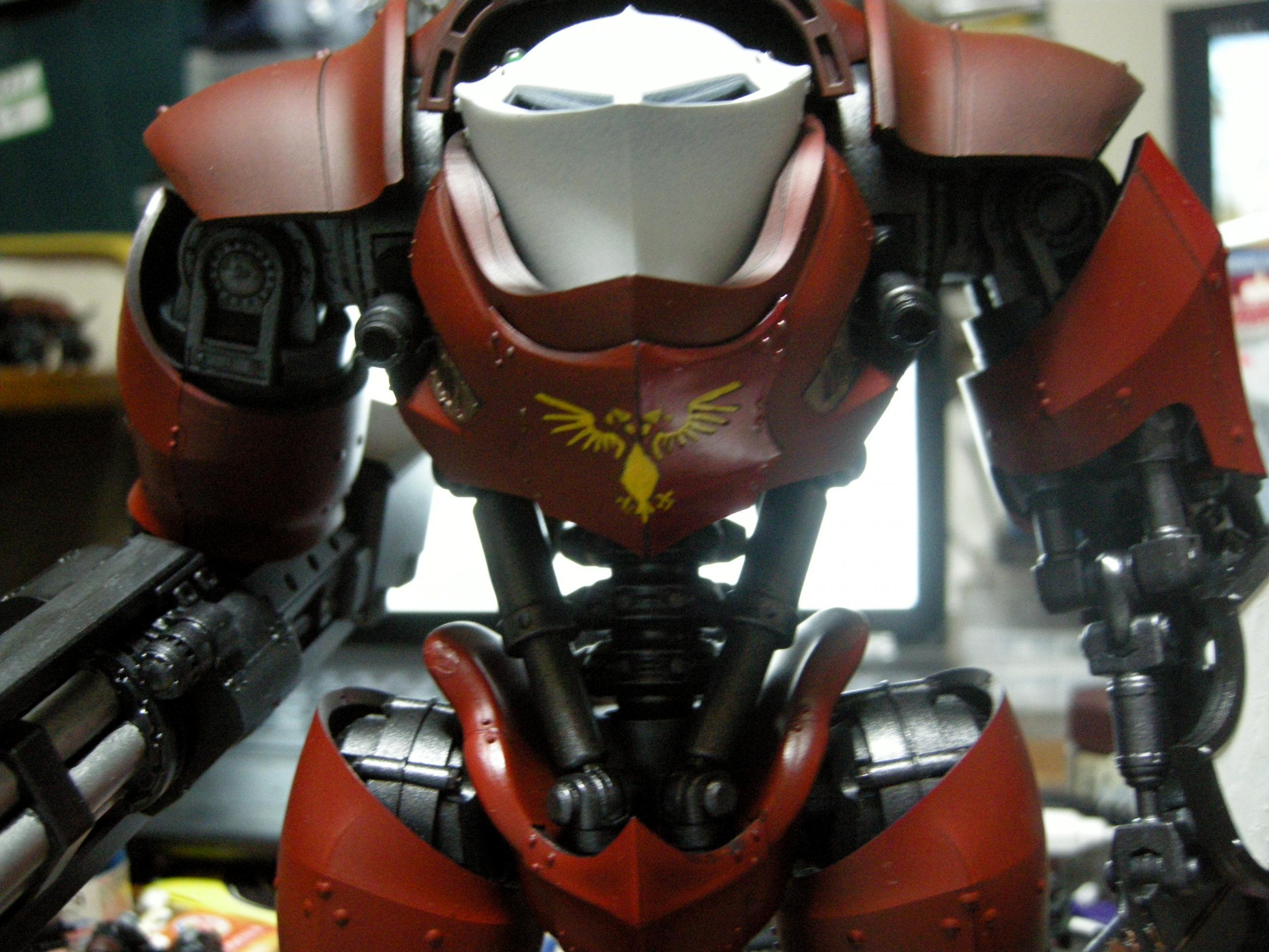 Robot, Titan, Warhammer 40,000