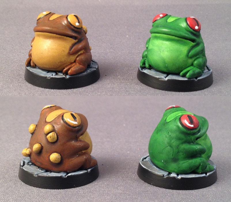 Minion, Monster, Sde, Sodapop, Super Dungeon Explore, Toads, Von Drakk
