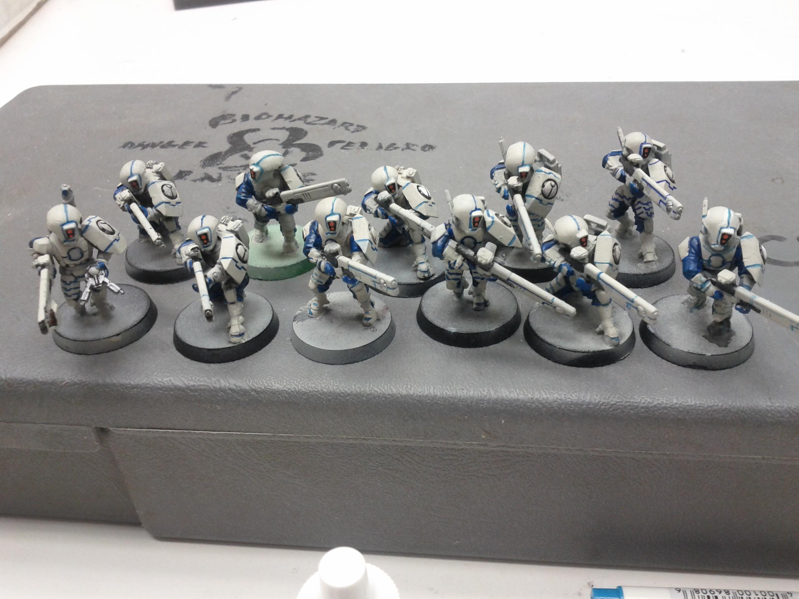 Cadre, Fire Warriors, Tau